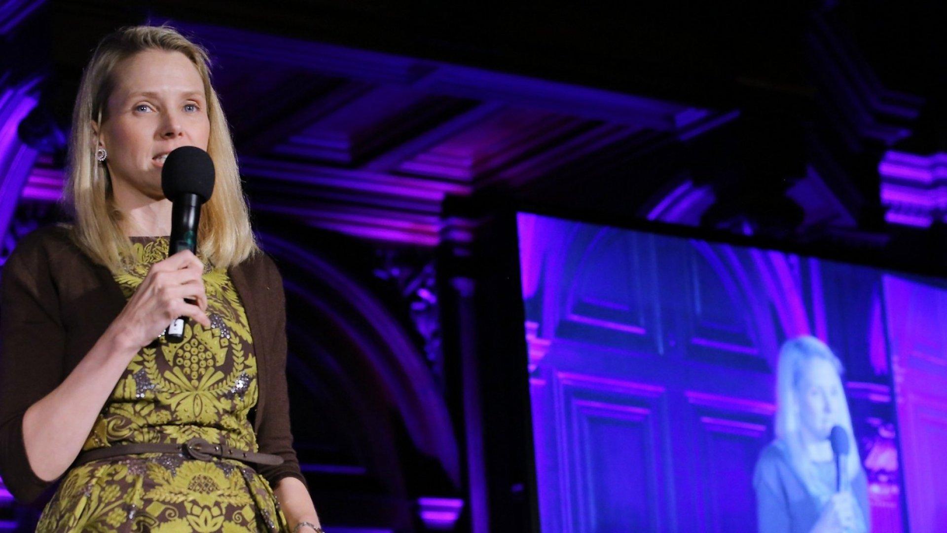 Yahoo Cancels Its Earnings Call Amid a PR Crisis