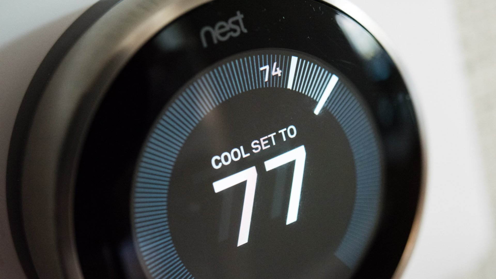 Nest thermostats are among the many household items that use IoT and are becoming commonly used by consumers.