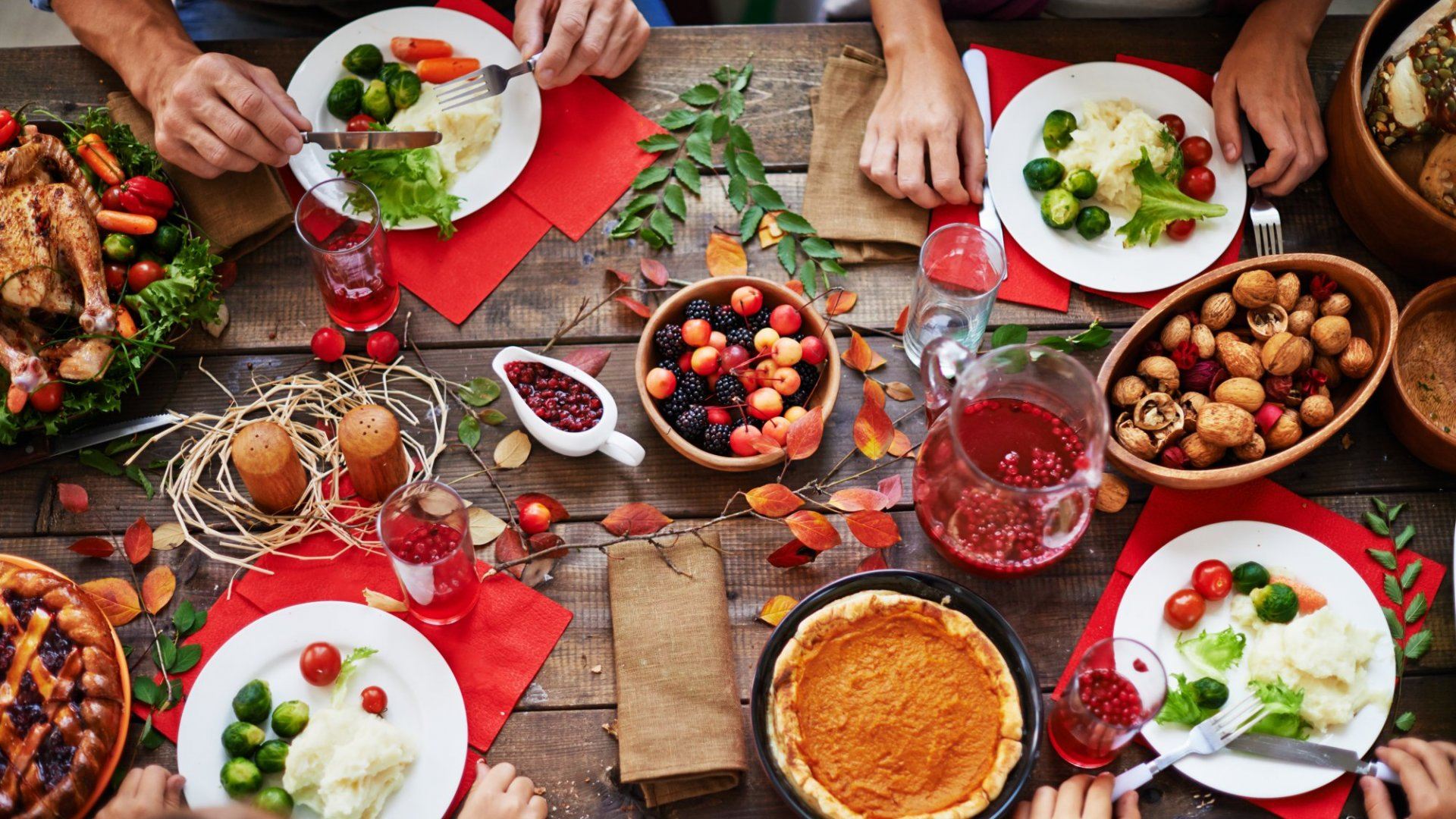 Thanksgiving and the 'Continual Feast of Gratitude' in Business