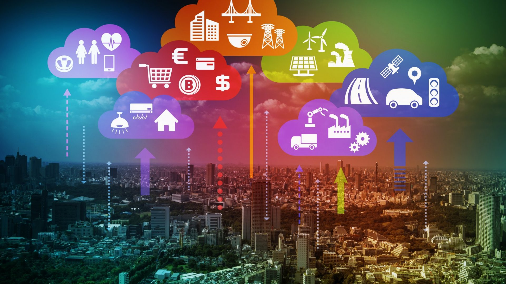 BlockchainIs Giving The 'Internet of Things'Space Another Boost