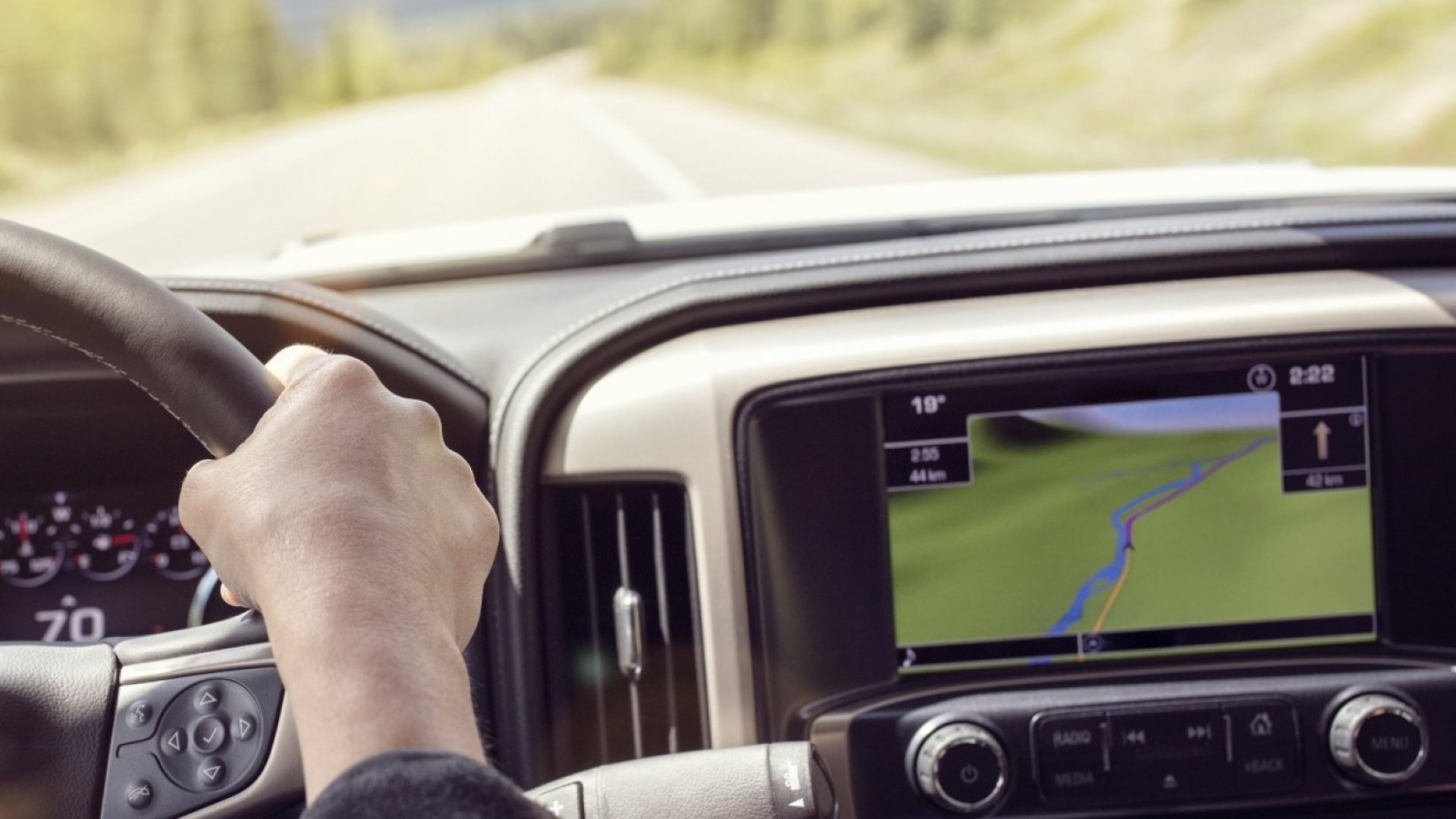 Is fear driving down your productivity? Activate your GPS.