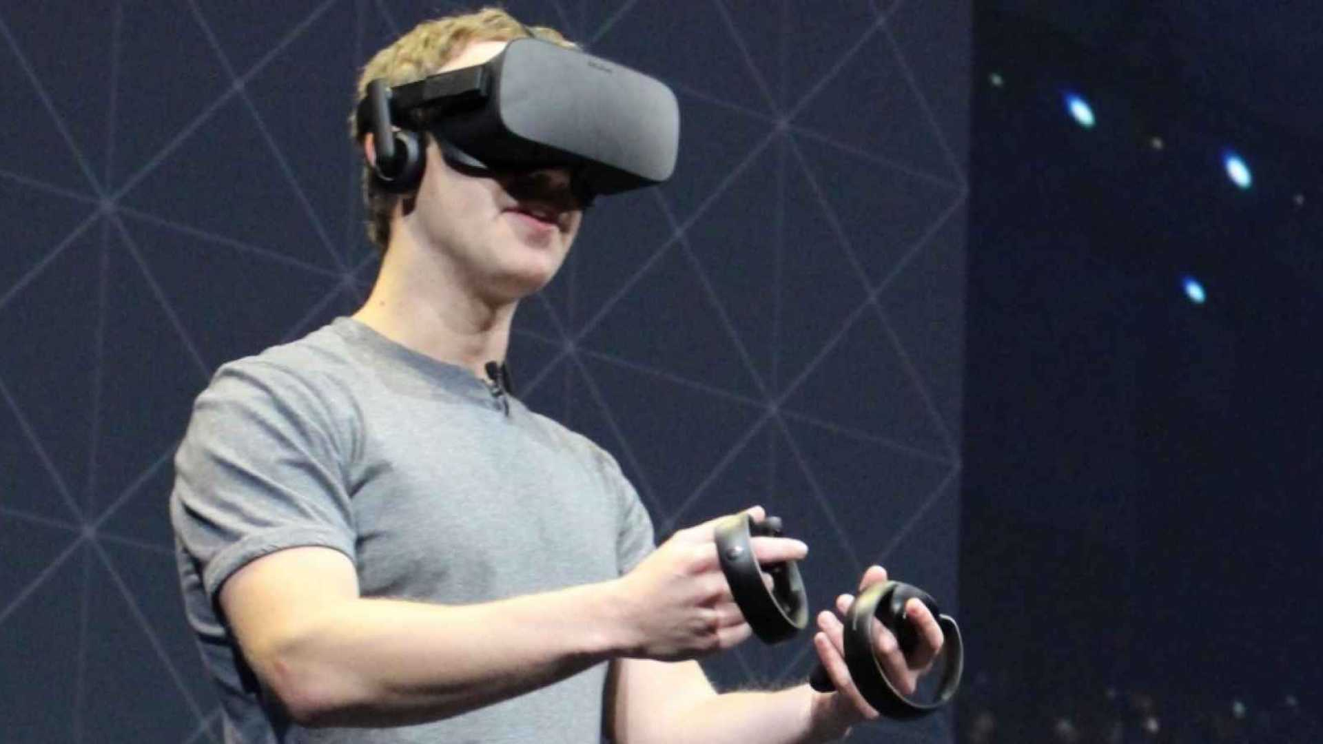Facebook Just Revealed the New Oculus Headset. Here's How It Can Beat Google