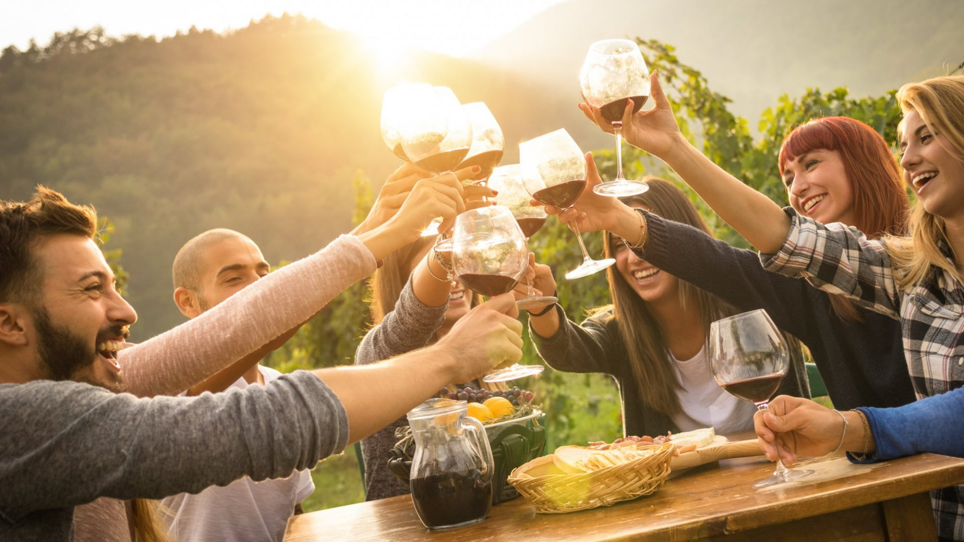 A Massive New Harvard Study of 21,000 People Says Drinking 1 Glass of Wine Each Day Leads to This Surprising Benefit