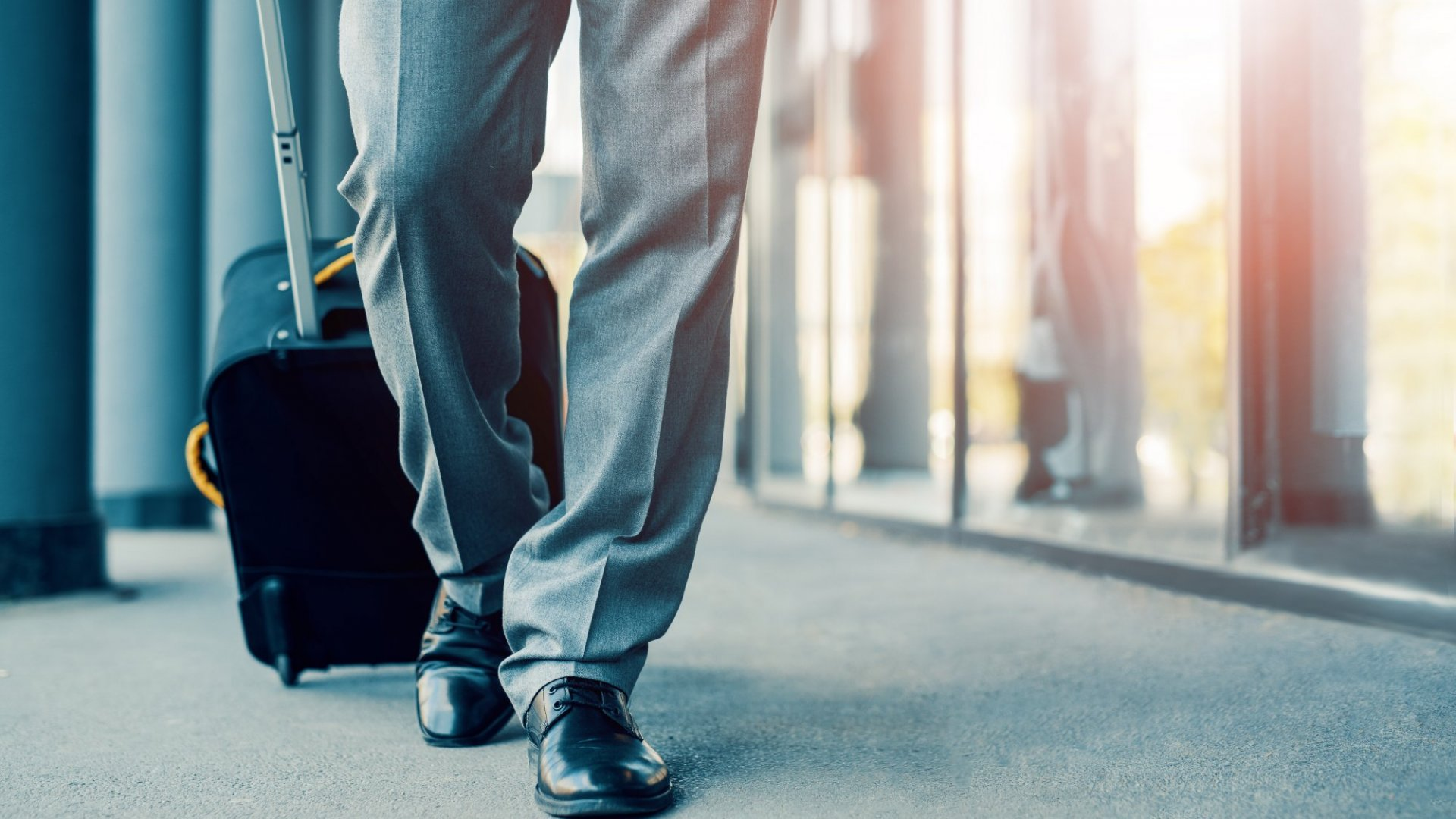 How to Make Business Travel Less Painful for Your Employees