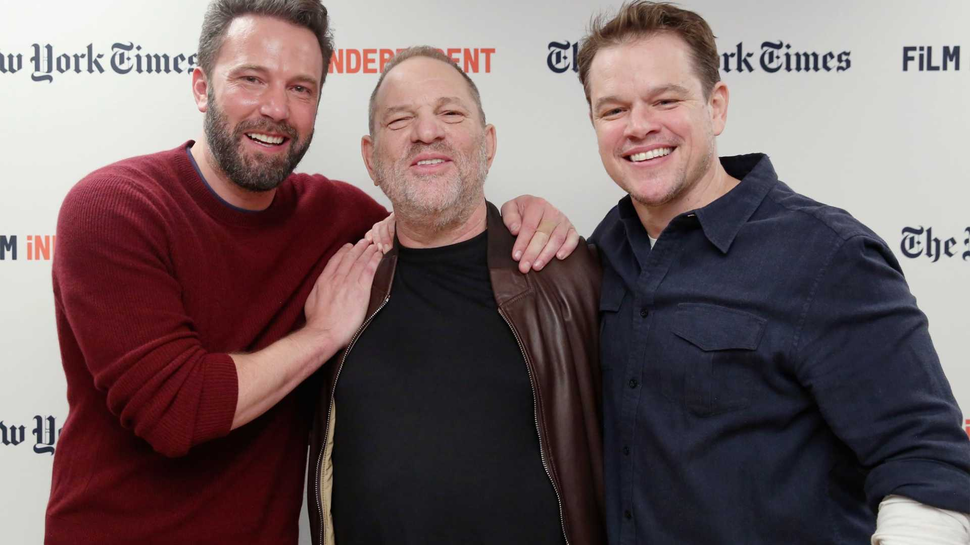 What Men Can Learn from Matt Damon