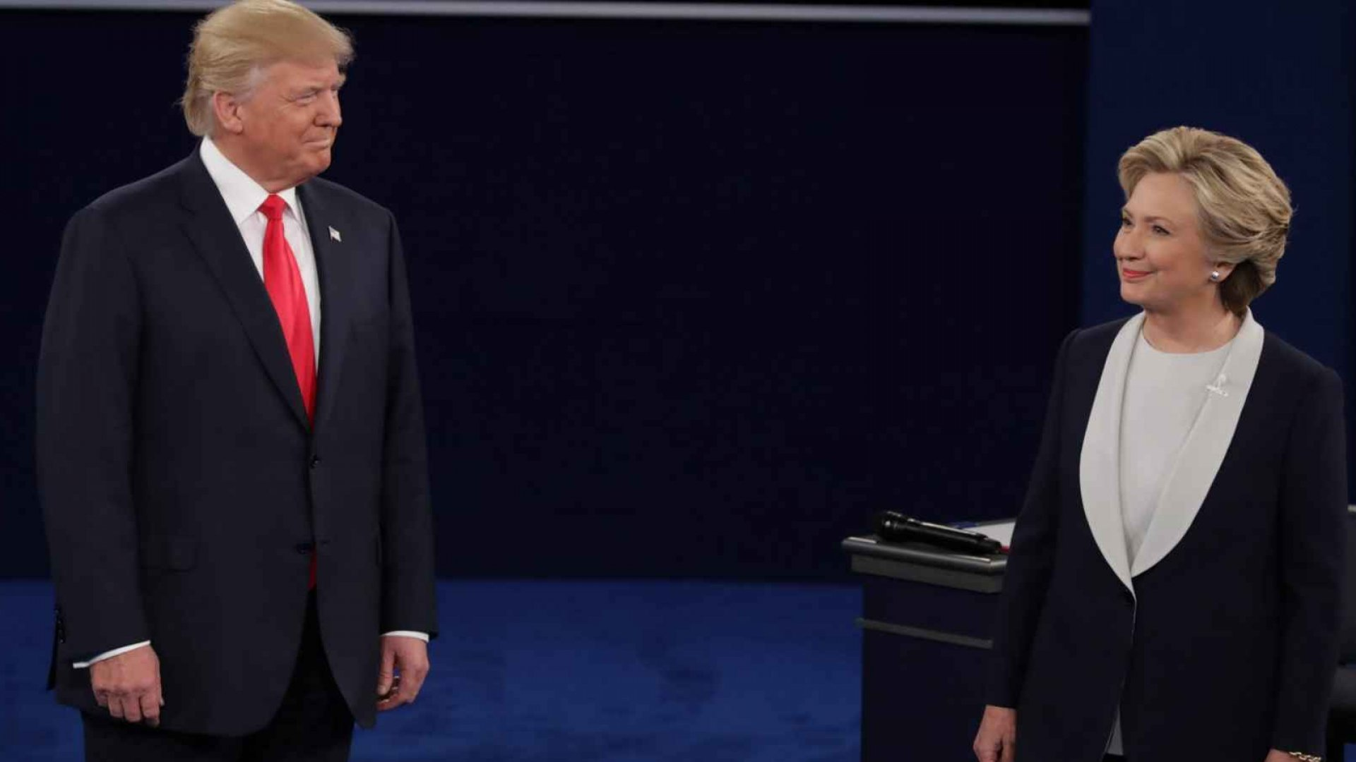 What Shonda Rhimes and Steve Case Thought About the Second Presidential Debate