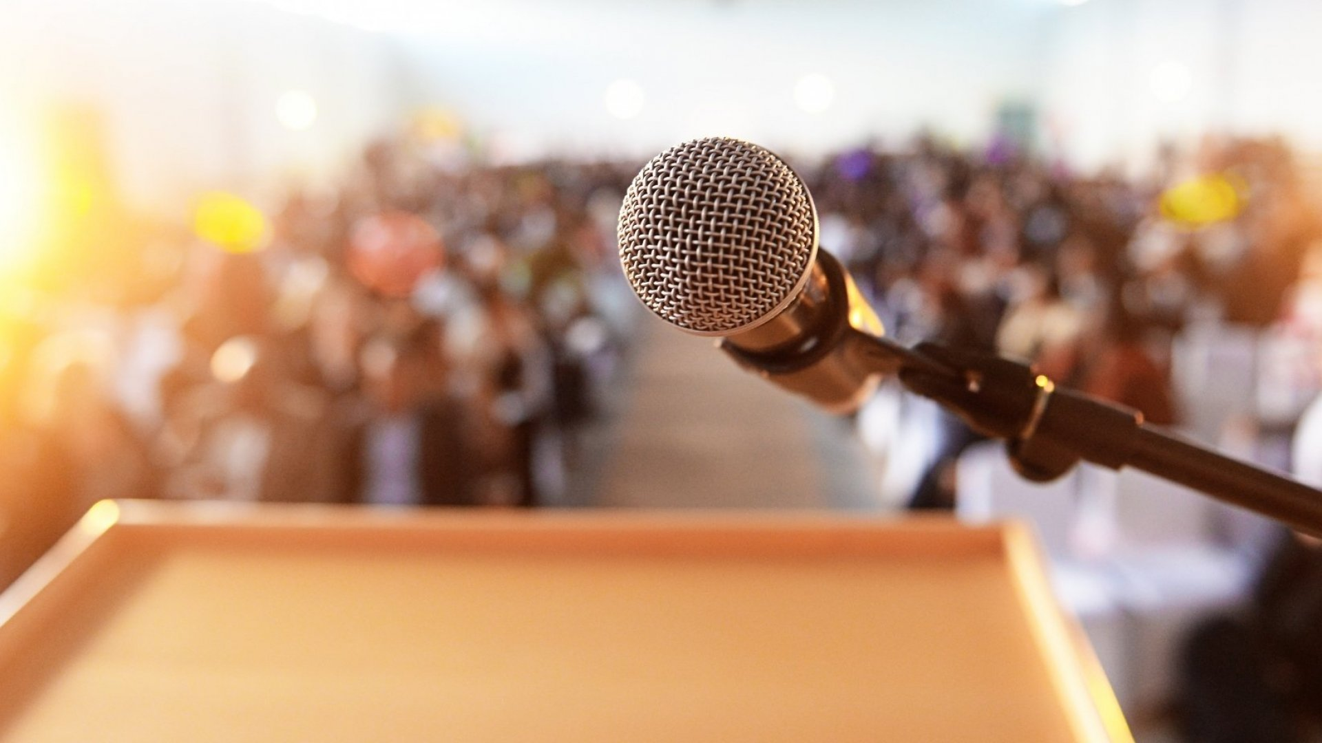 Public Speaking The Power Of Words