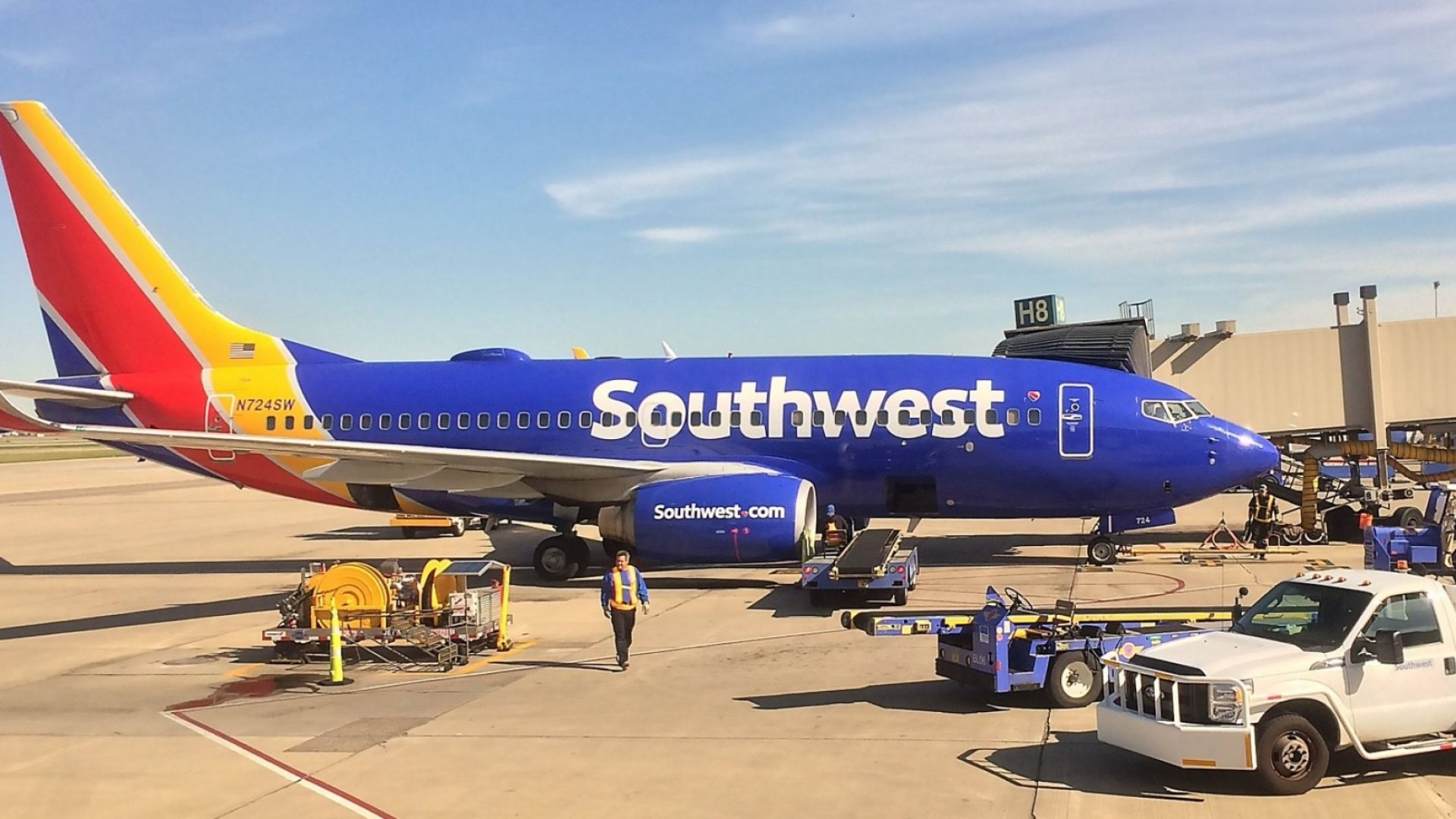 Southwest Airlines Had a Brilliant Reaction When a Passenger's Wi-Fi Wouldn't Work