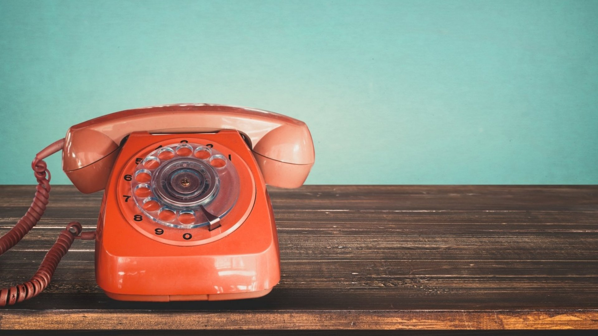 No One Wants to Do Business Over the Phone. Here's What You Should Do Instead