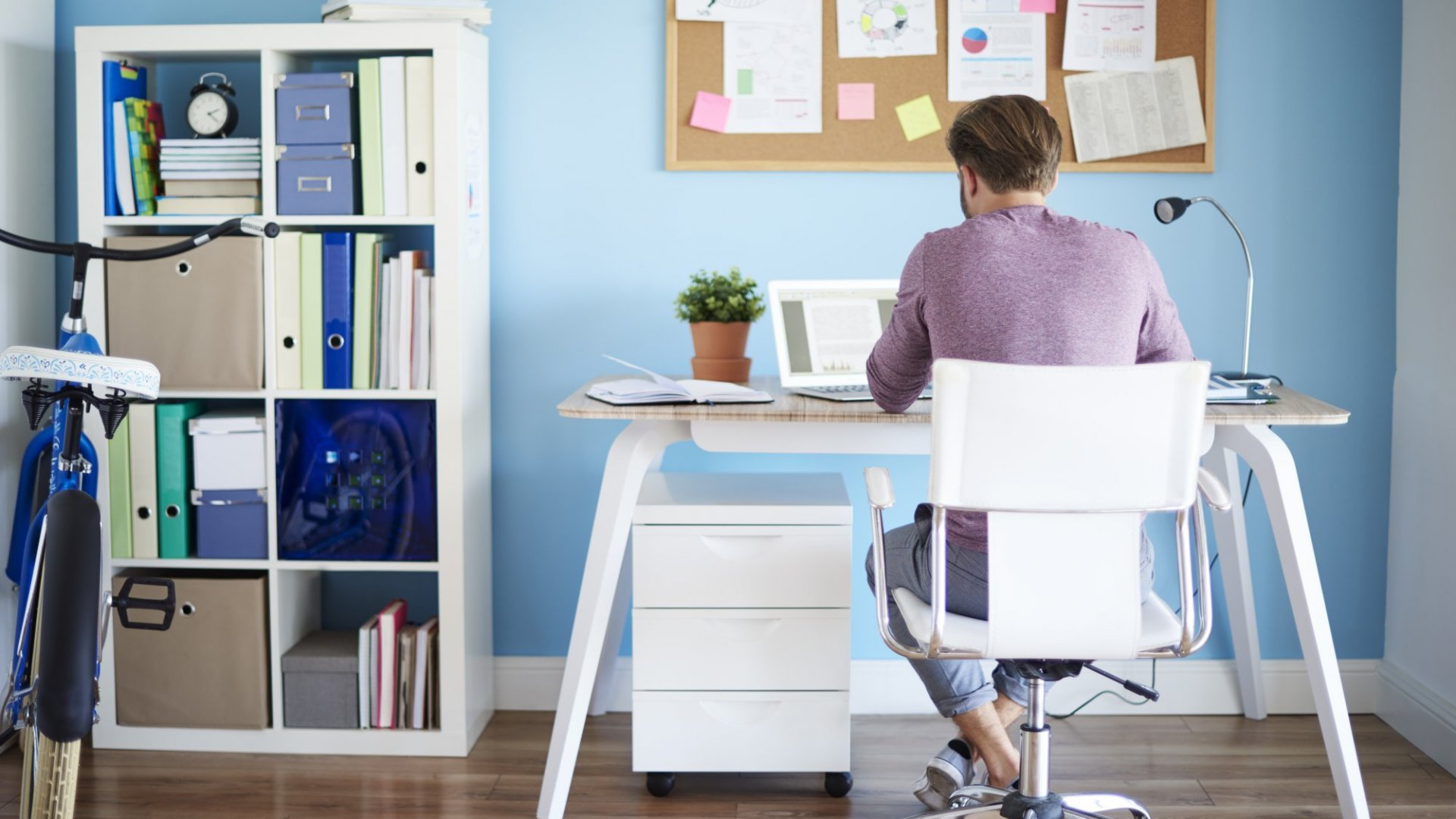 Managing Your Well-Being While in a Work-From-Home Environment
