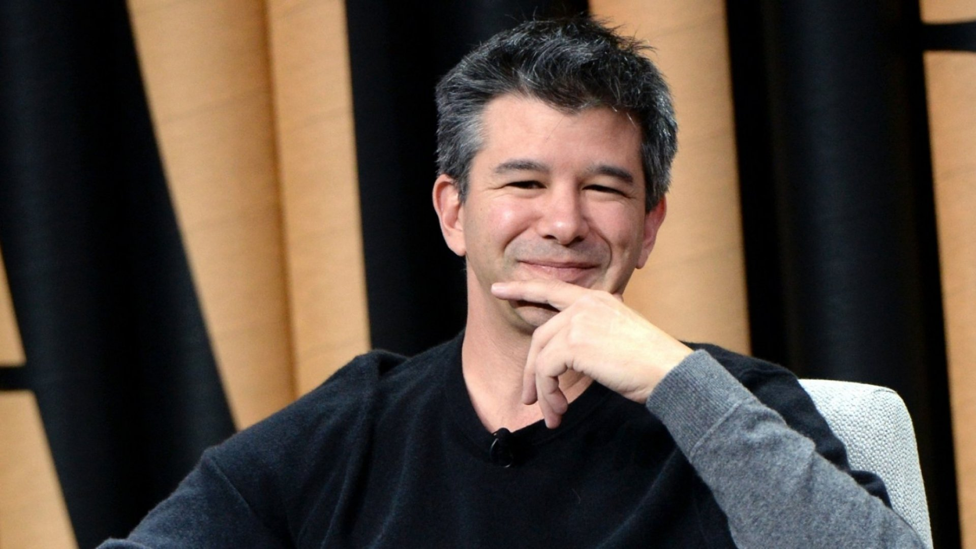 It's Official: Travis Kalanick Is $1 Billion Richer (and Softbank Is Now Uber's Largest Shareholder)