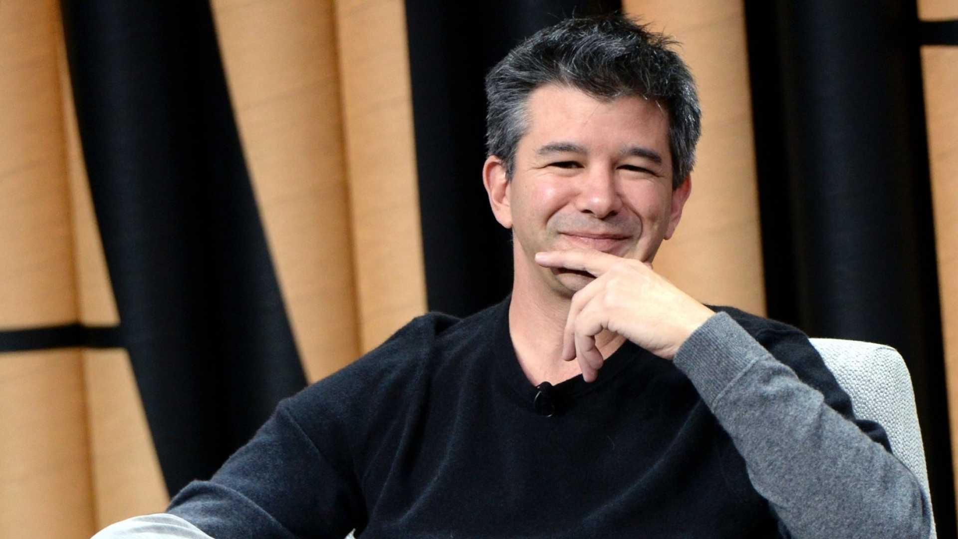 "Uber's Travis Kalanick: It's time to ""grow up"" as a leader"