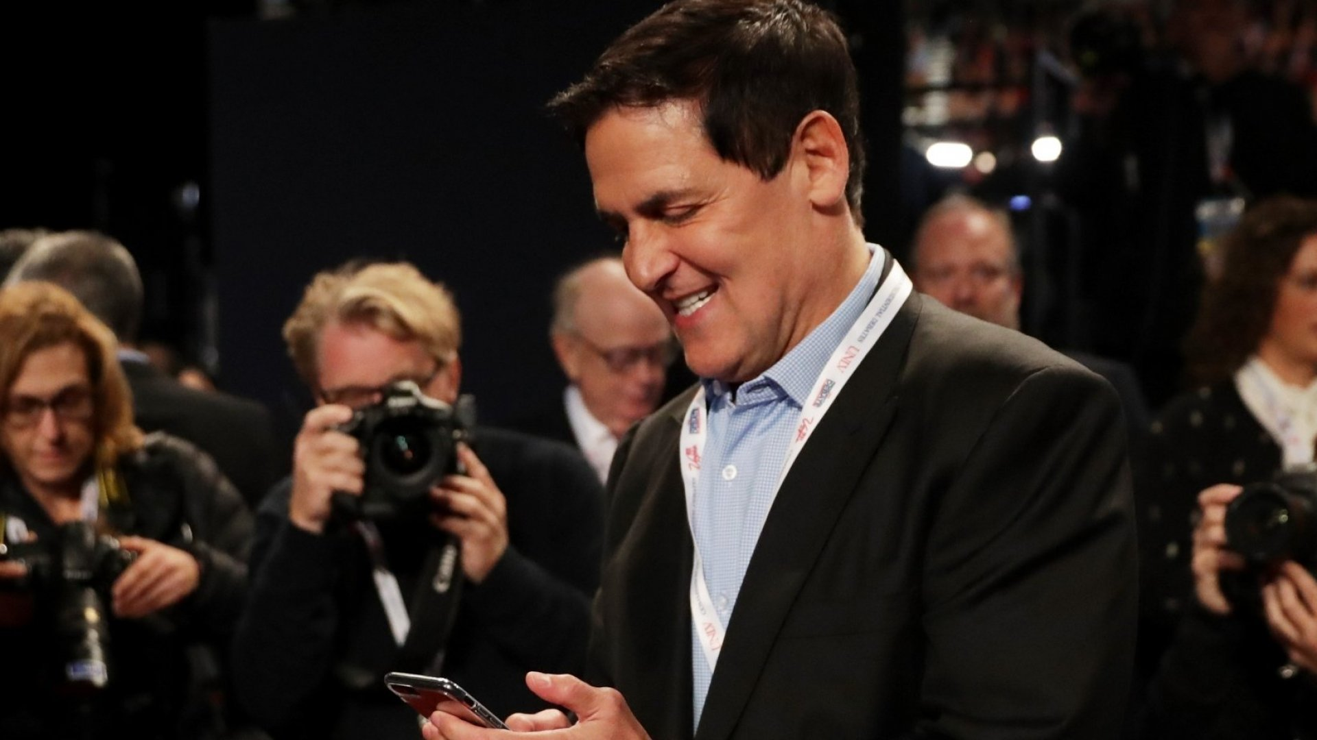 Dallas Mavericks owner Mark Cuban recently took to Twitter to lecture Democrats on negotiating with President Trump.