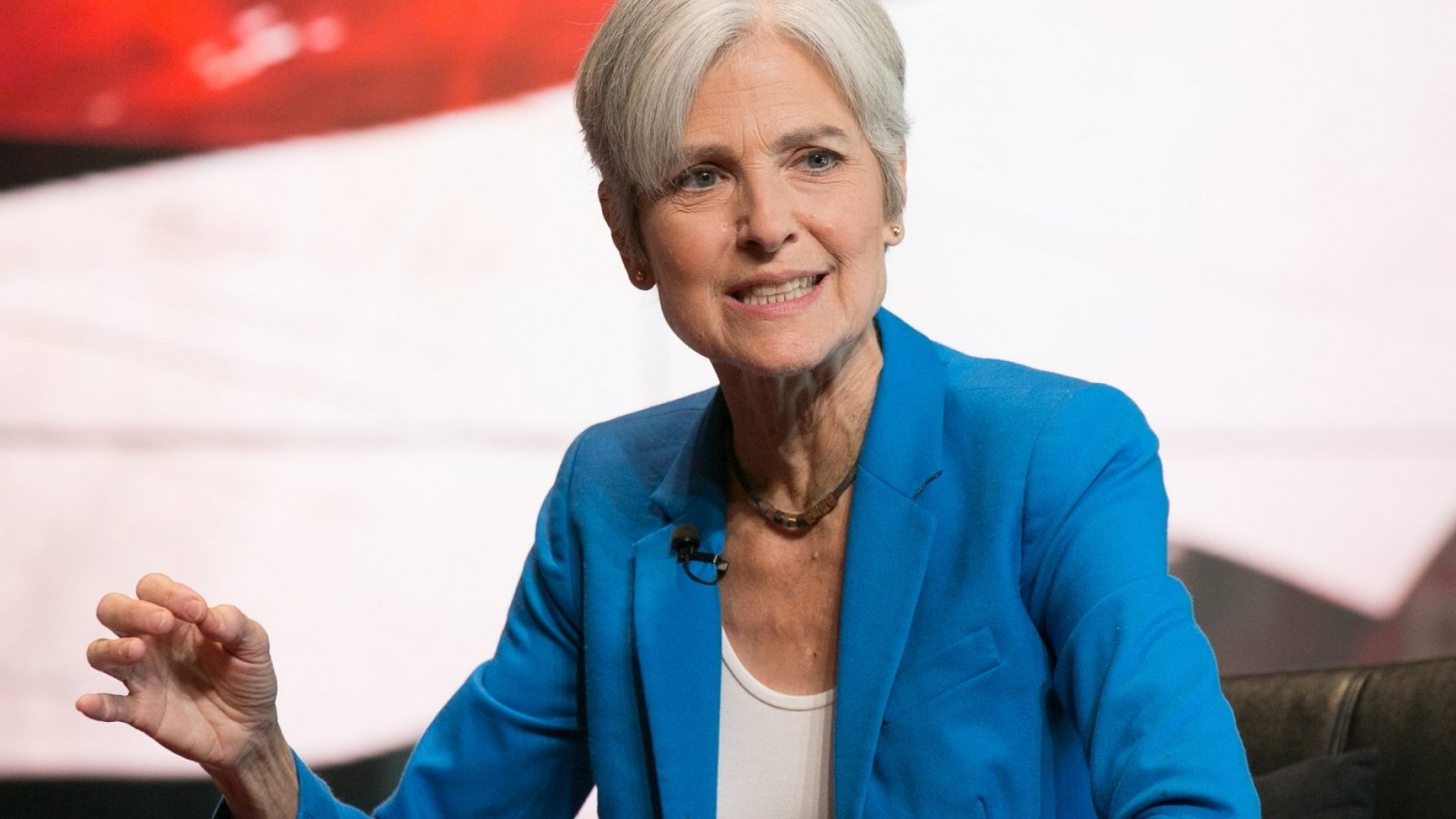 2016 Green Party presidential candidate Jill Stein.