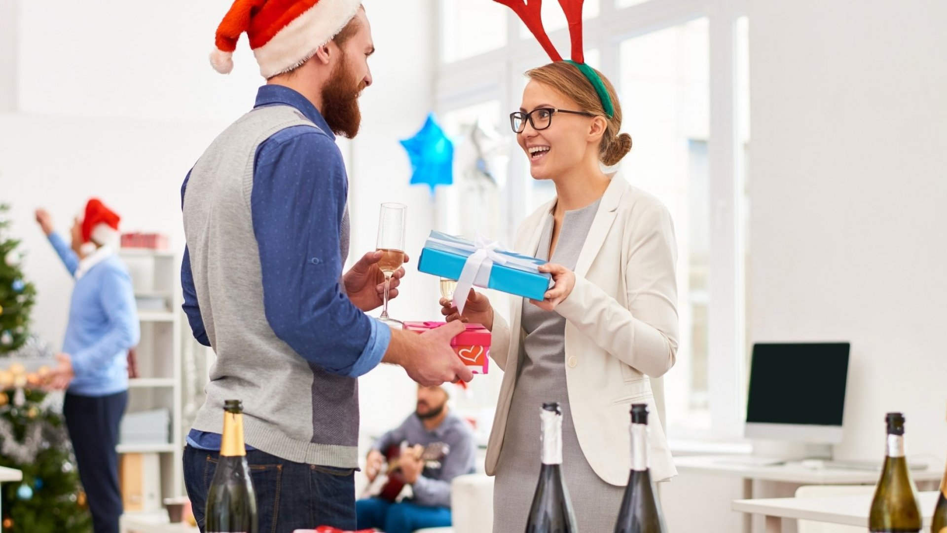 Consider This Before You Buy That Office Christmas Gift