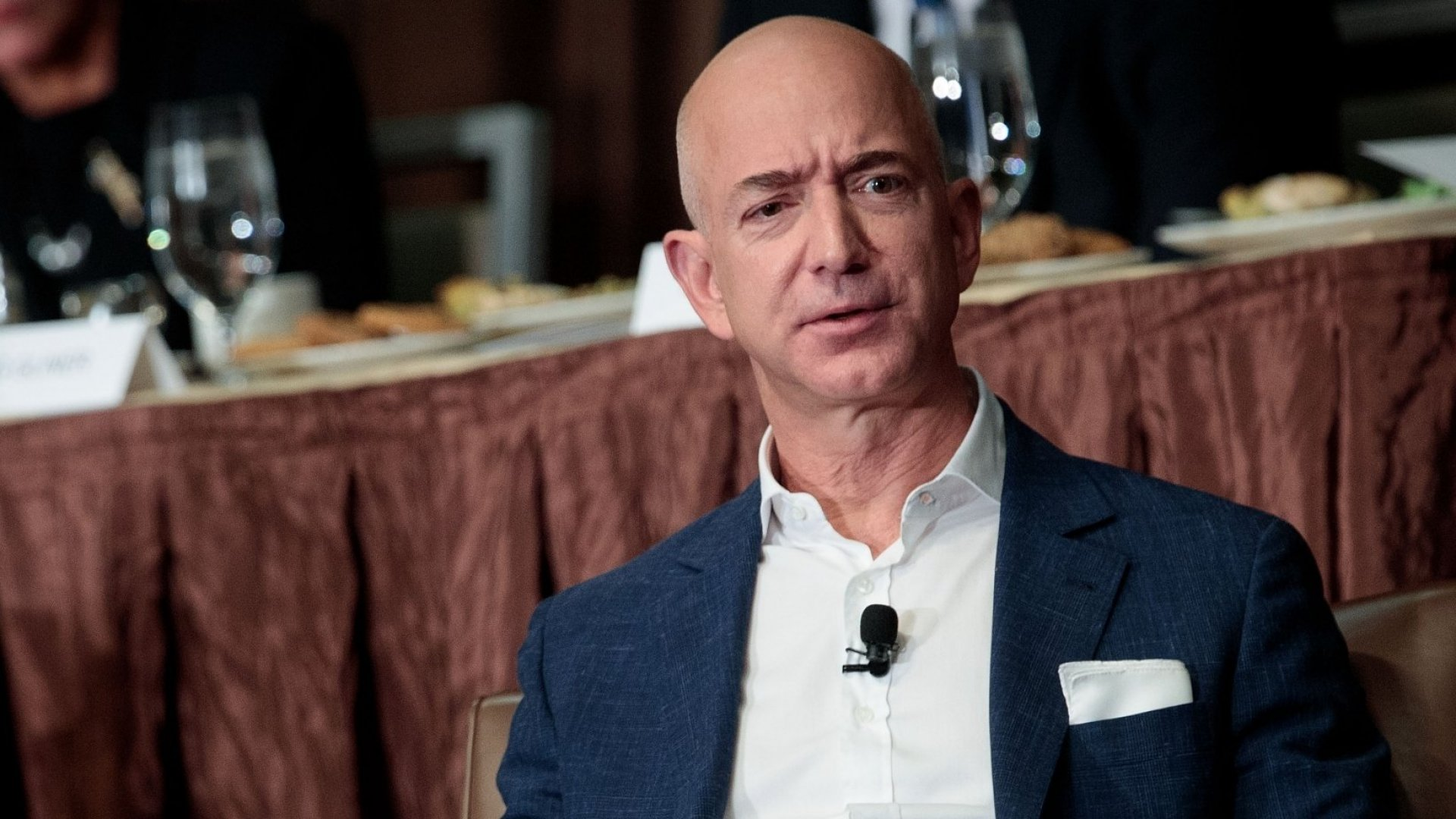 Jeff Bezos Was Asked What He Thought About the Increased Scrutiny of Amazon. His Response Was Brilliant