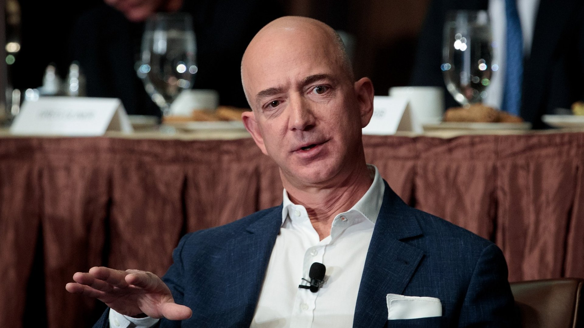 Amazon CEO Jeff Bezos Made These 8 Predictions 20 Years Ago That Were Right on the Money