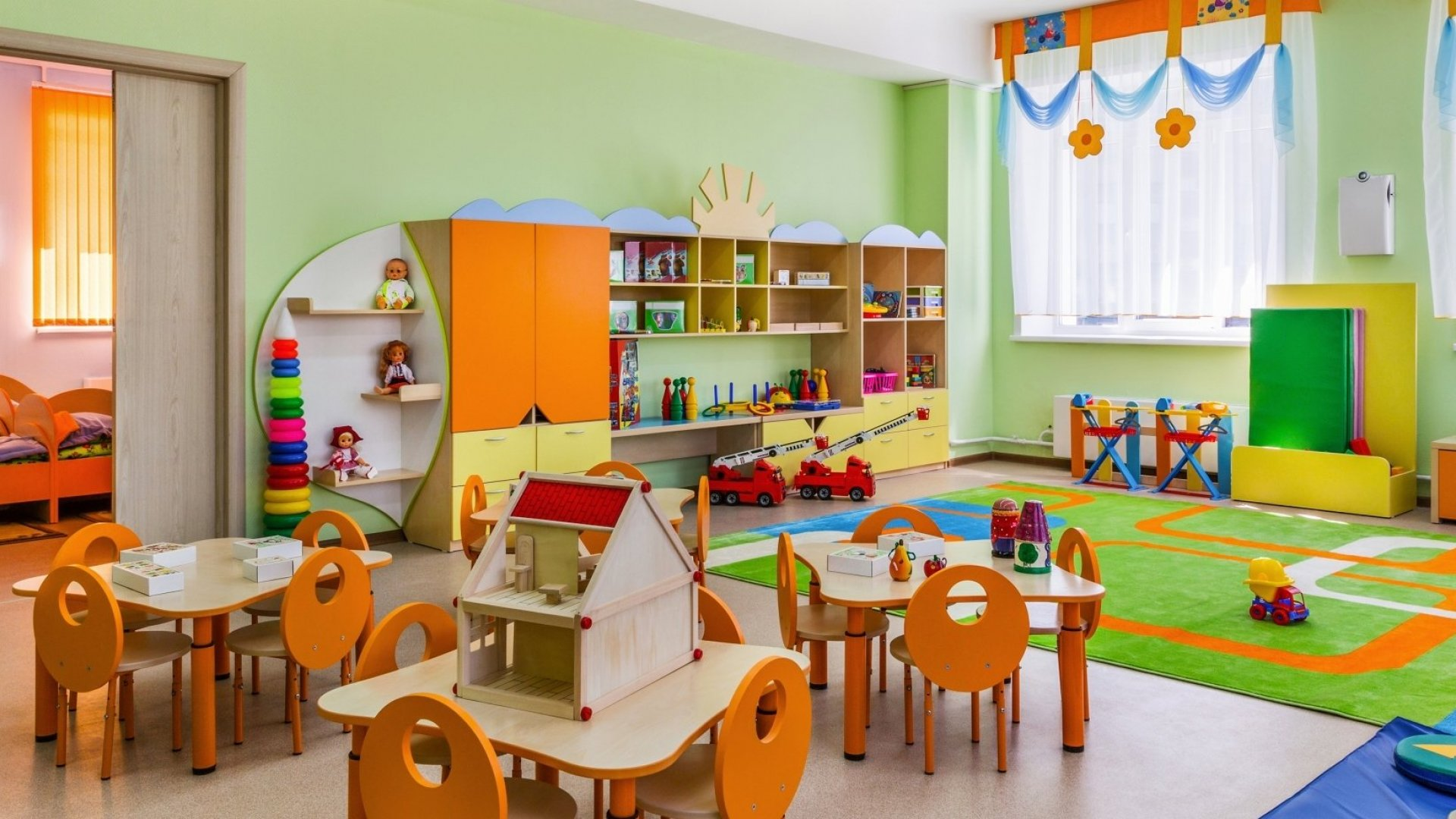 If Your Workspace Doesn't Mimic a Kindergarten Classroom, You're Doing Productivity Wrong