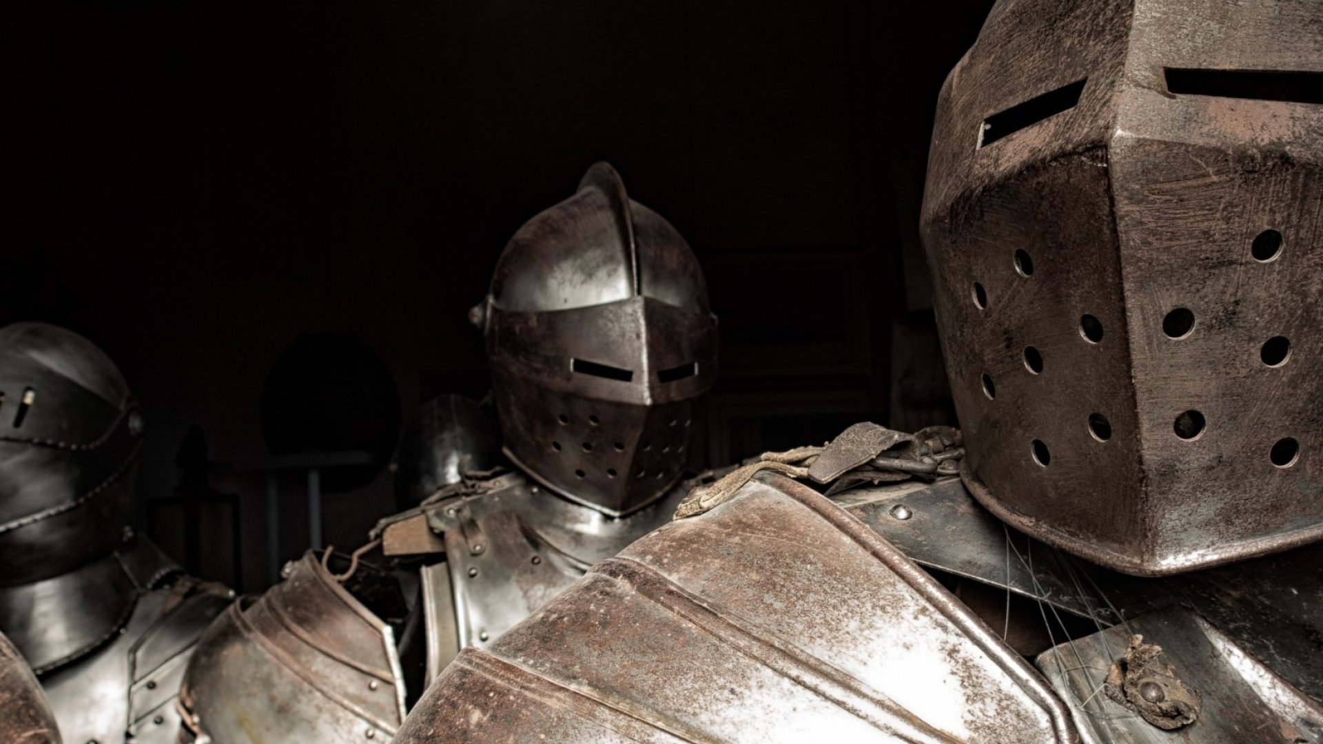 How This Marine Corps Veteran Turned a Passion for Medieval Combat Into a Thriving Business