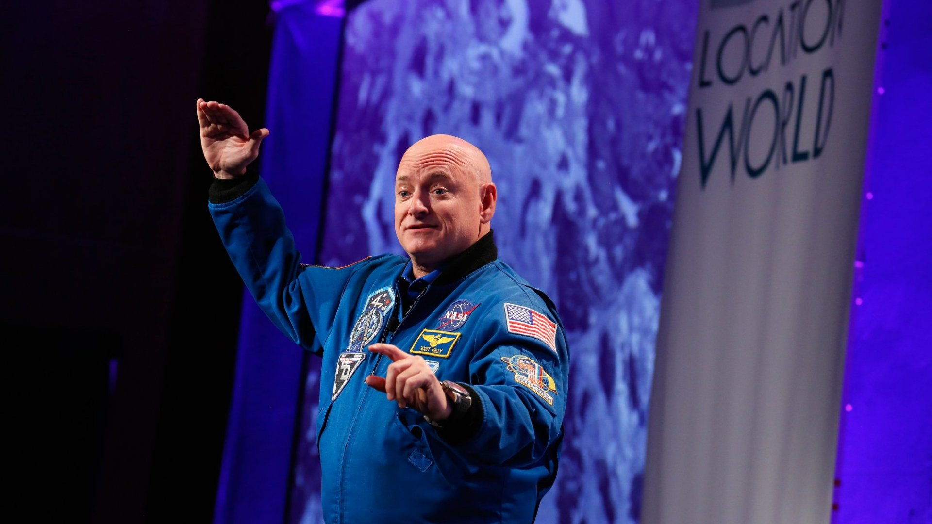 How Astronaut Scott Kelly Used His Skeptics to Fuel His Ambition