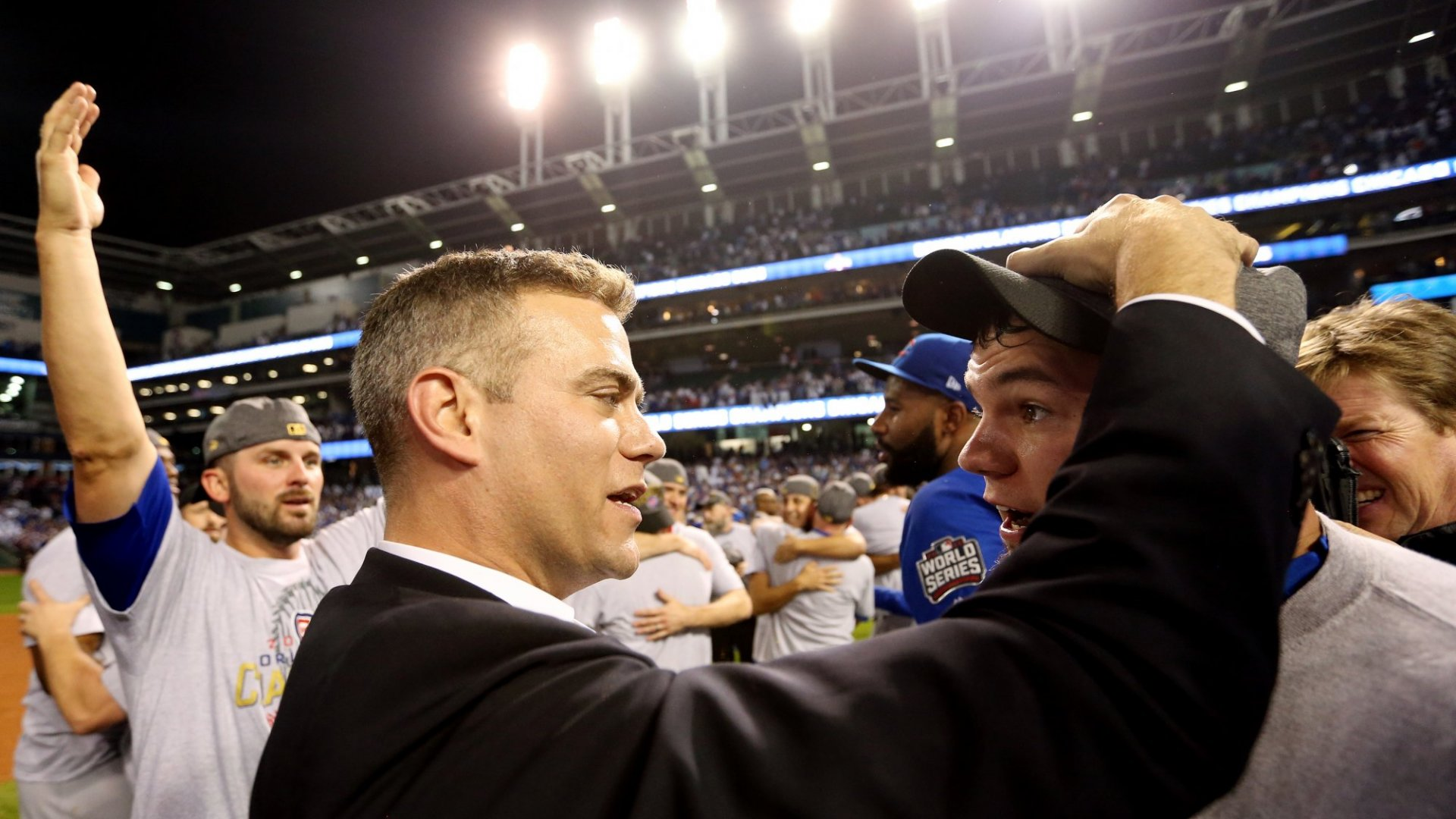 Why Baseball's Theo Epstein Might Have The Advice You Need To Survive A Bad Career Rut