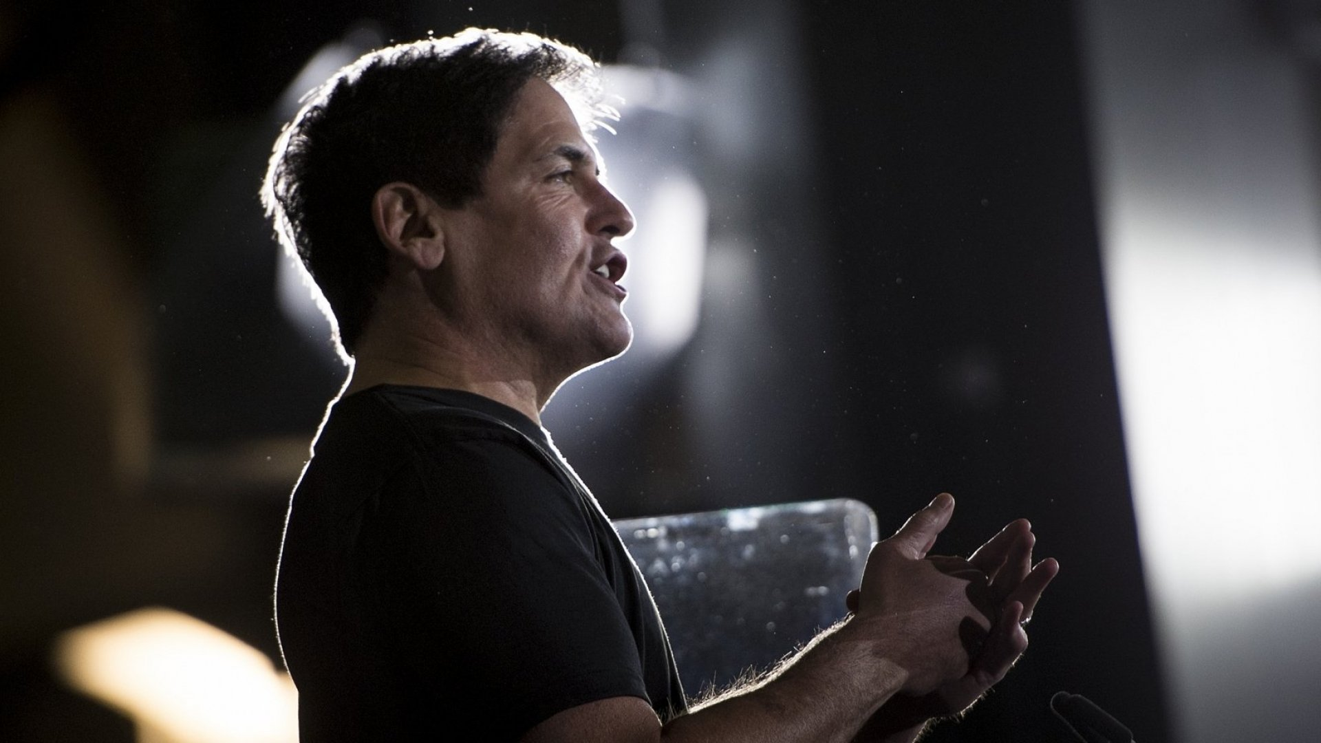 Could Mark Cuban Be Our Next President?