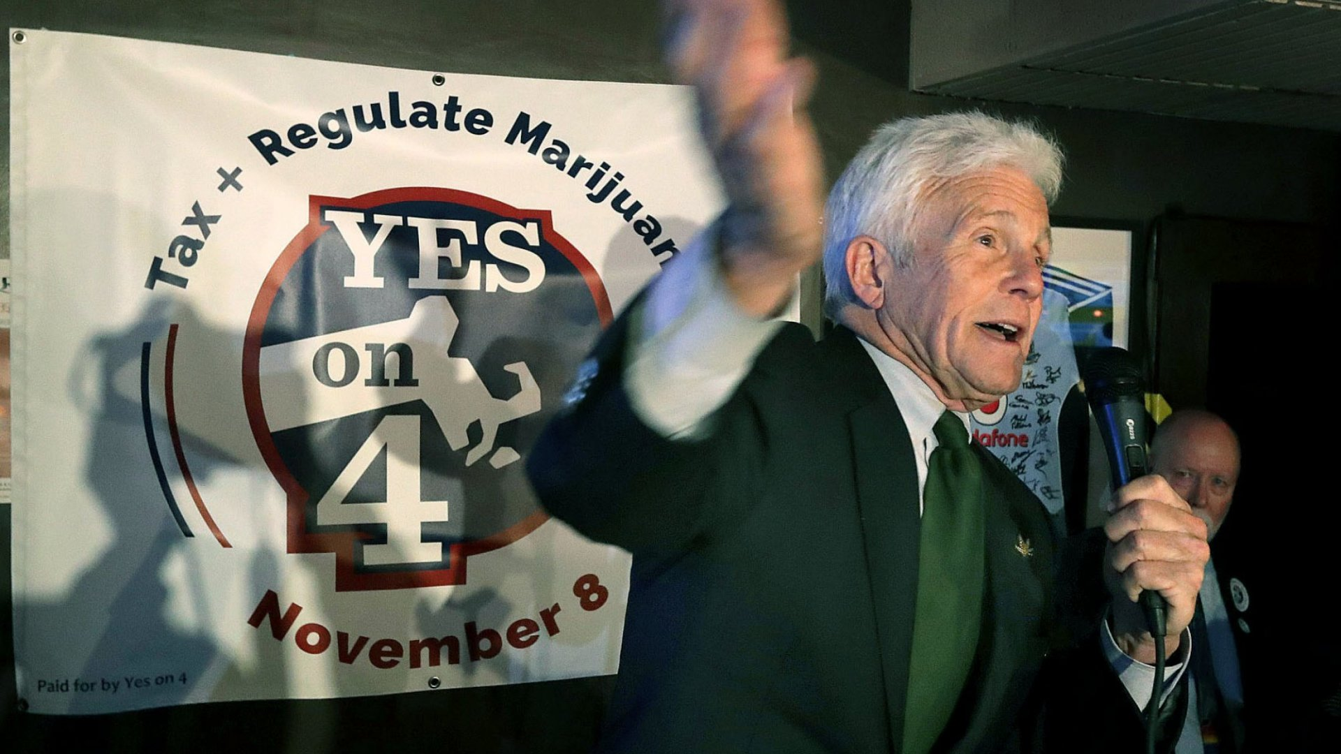 Americans Say Yes to Legal Marijuana on Election Day