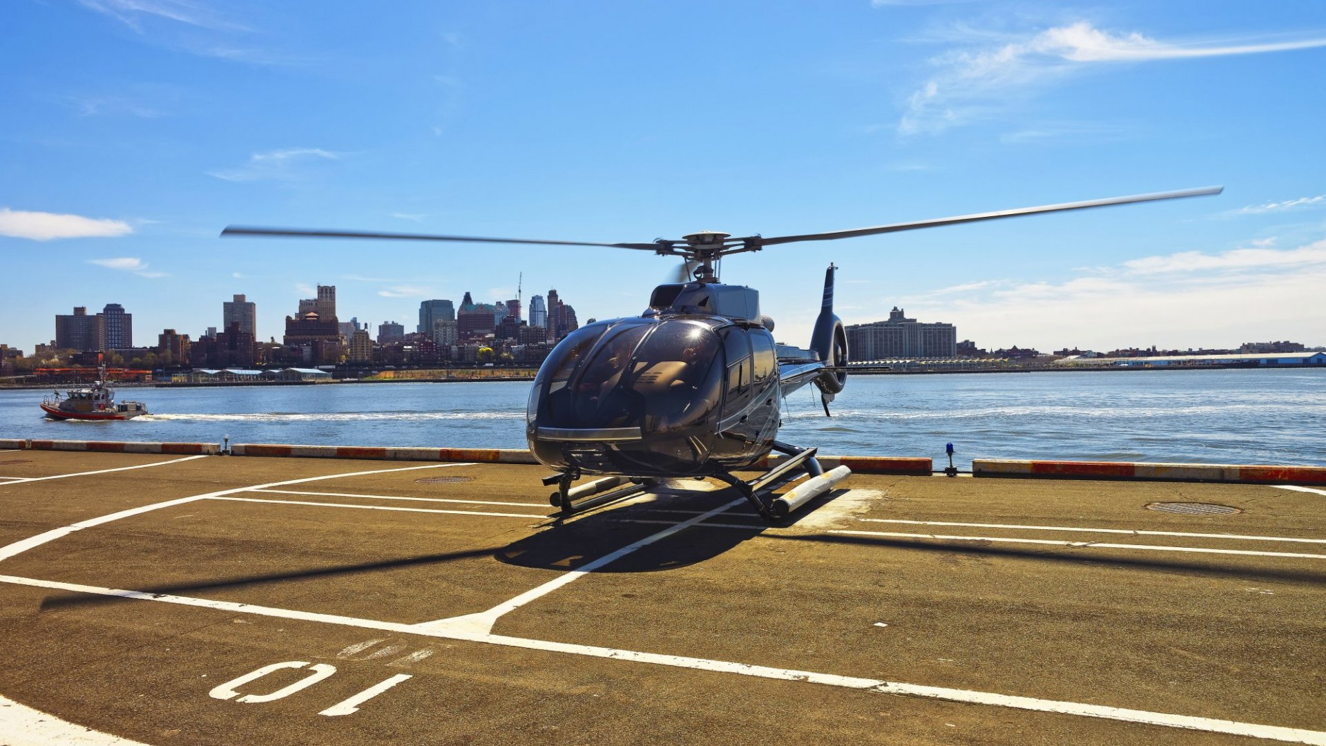 Ever Wanted to Casually Drop $200 on a Helicopter Ride? Good News: Uber Copter Is Launching Next Month