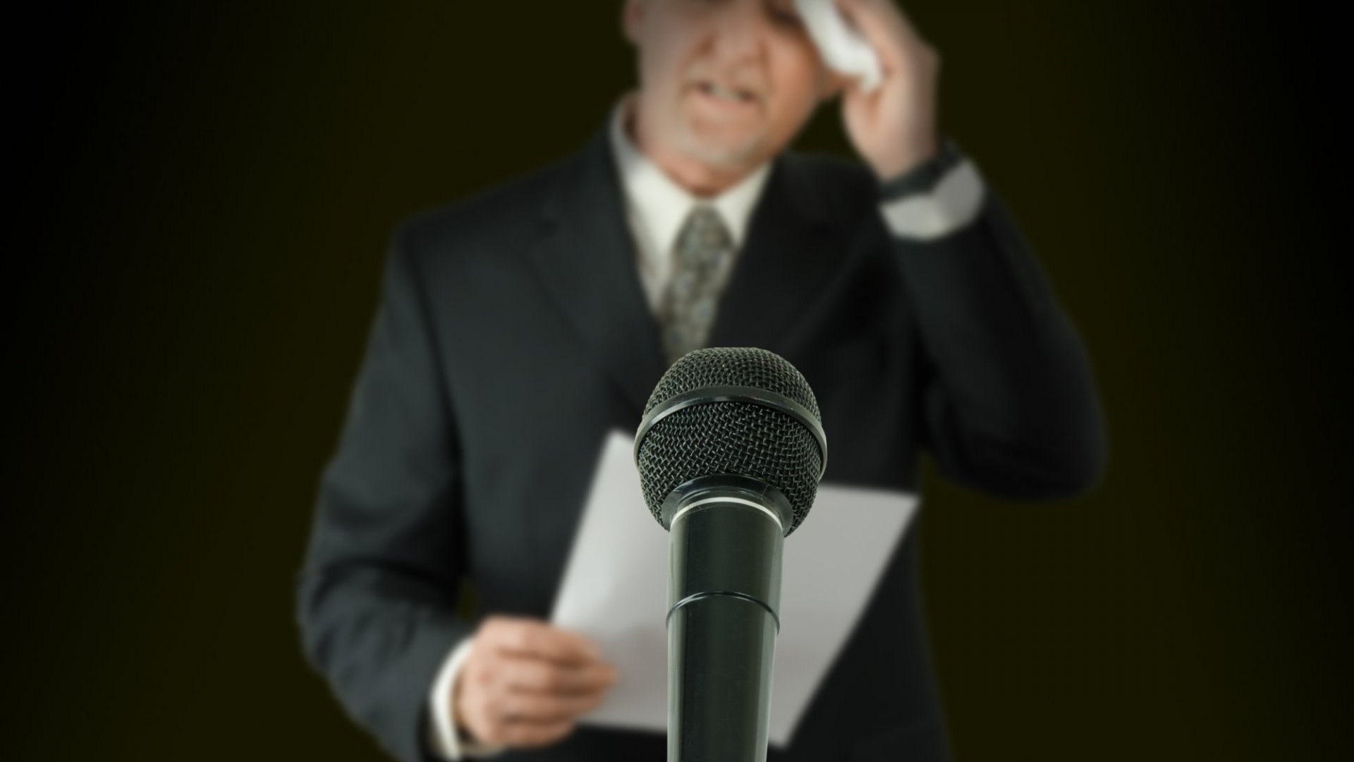4 Common Mistakes Public Speakers Make