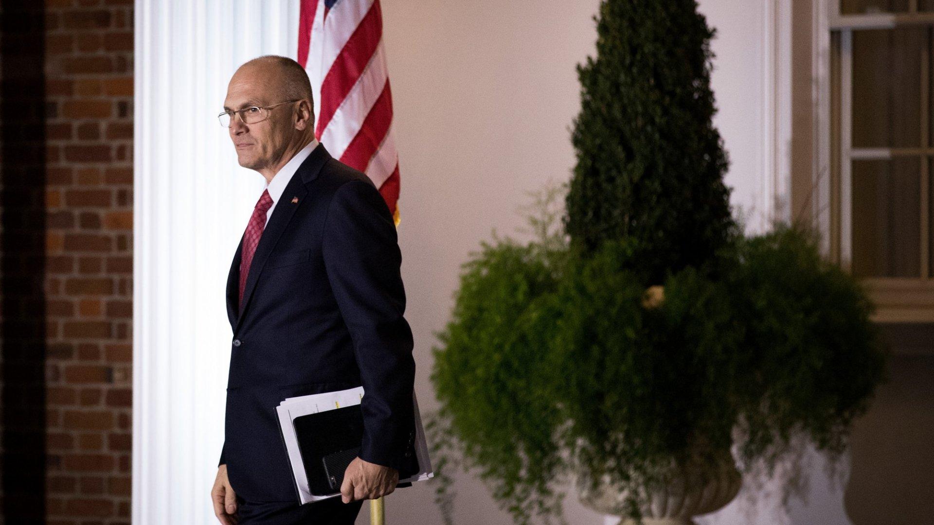 Andrew Puzder Withdraws Nomination as Trump's Labor Secretary