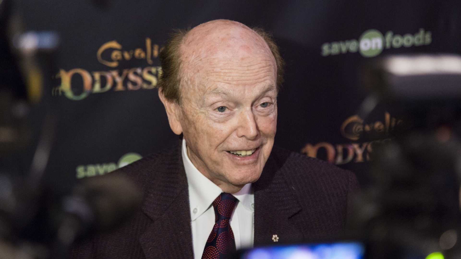 90-Year-Old Billionaire Jimmy Pattison Says These Are the 7 Secrets to His Success