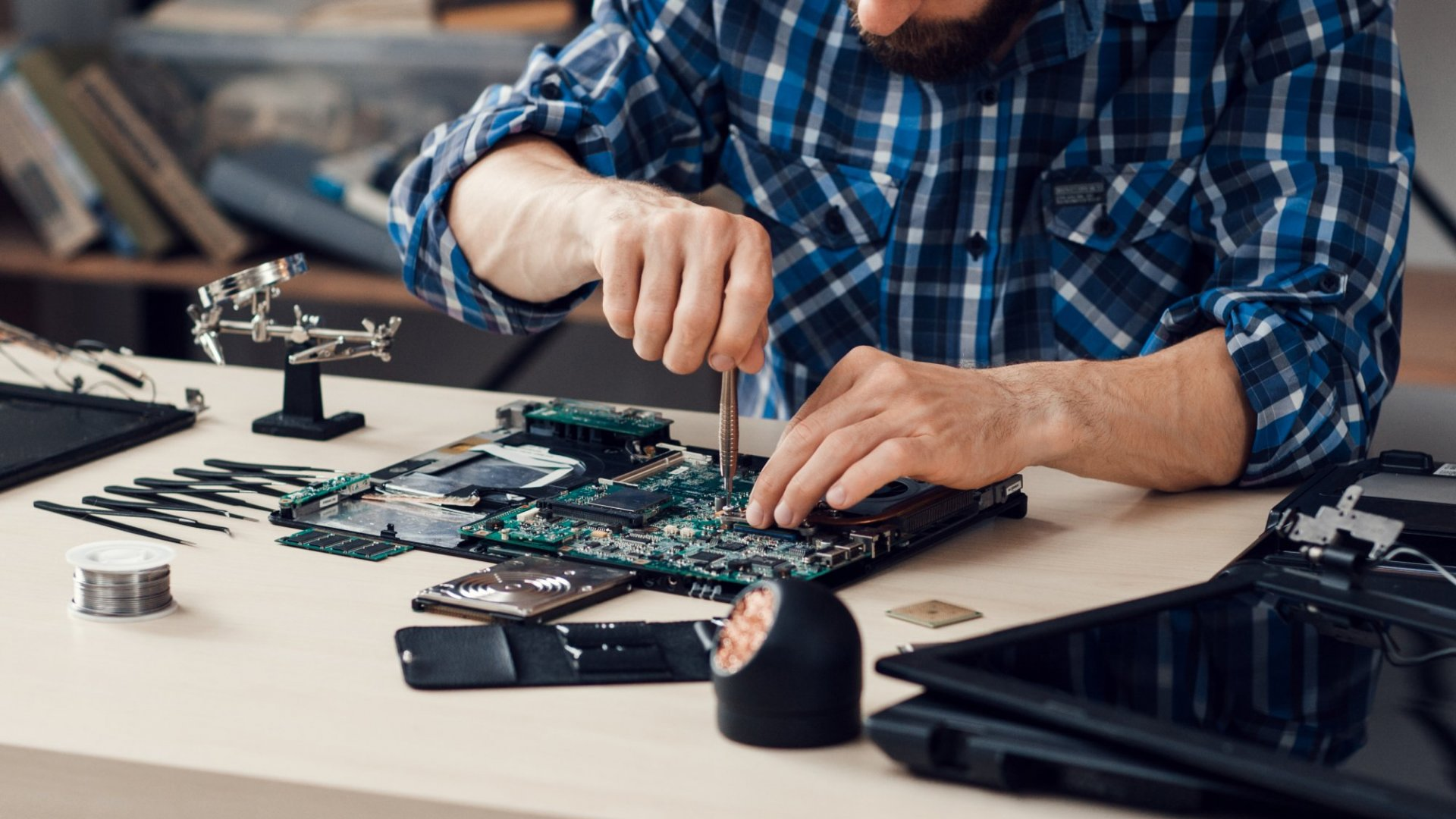 If you want to learn how to solve problems like an engineer, try taking things apart and putting them back together again.