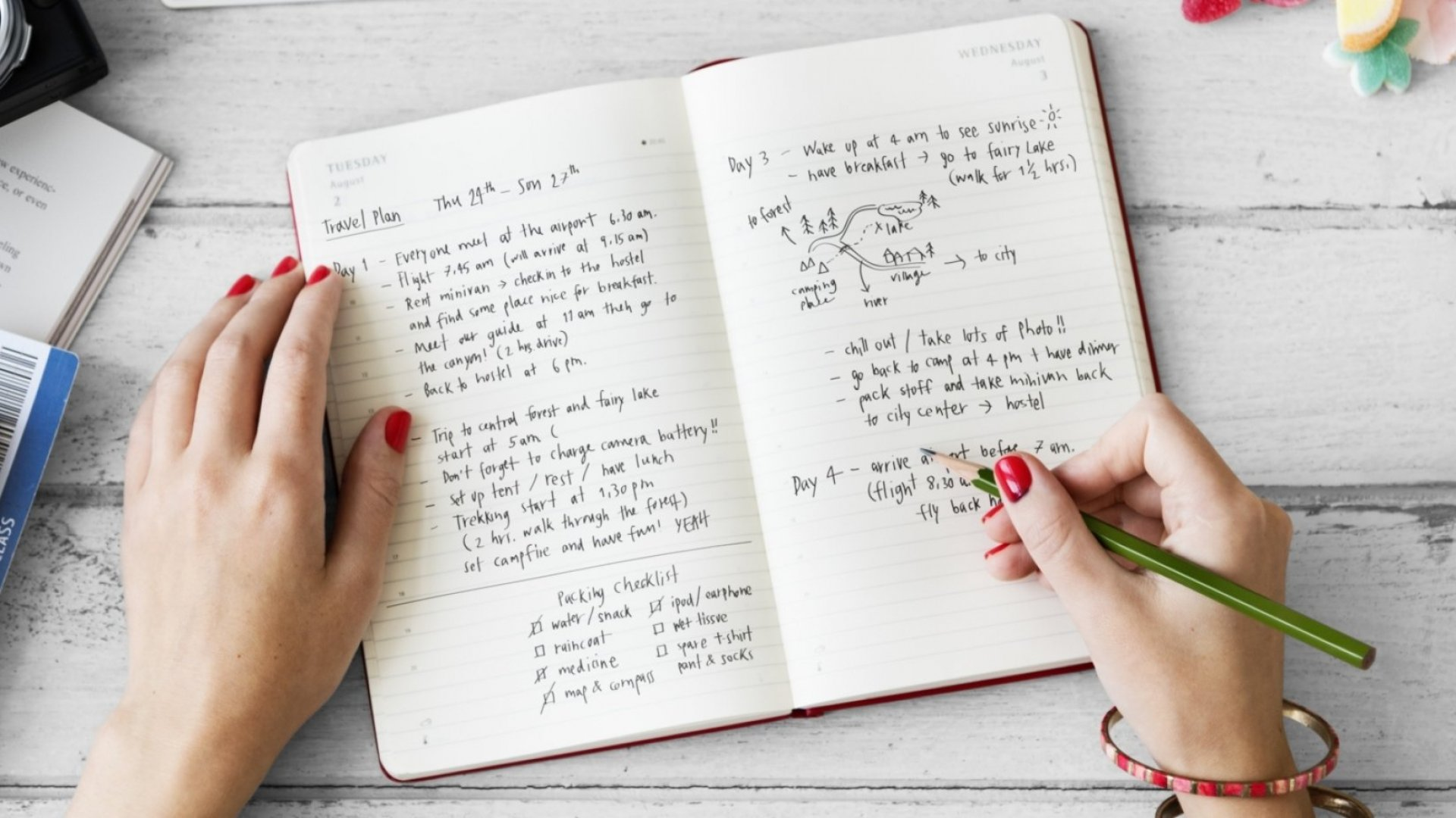 3 Unexpected Benefits of Keeping a Bullet Journal | Inc.com