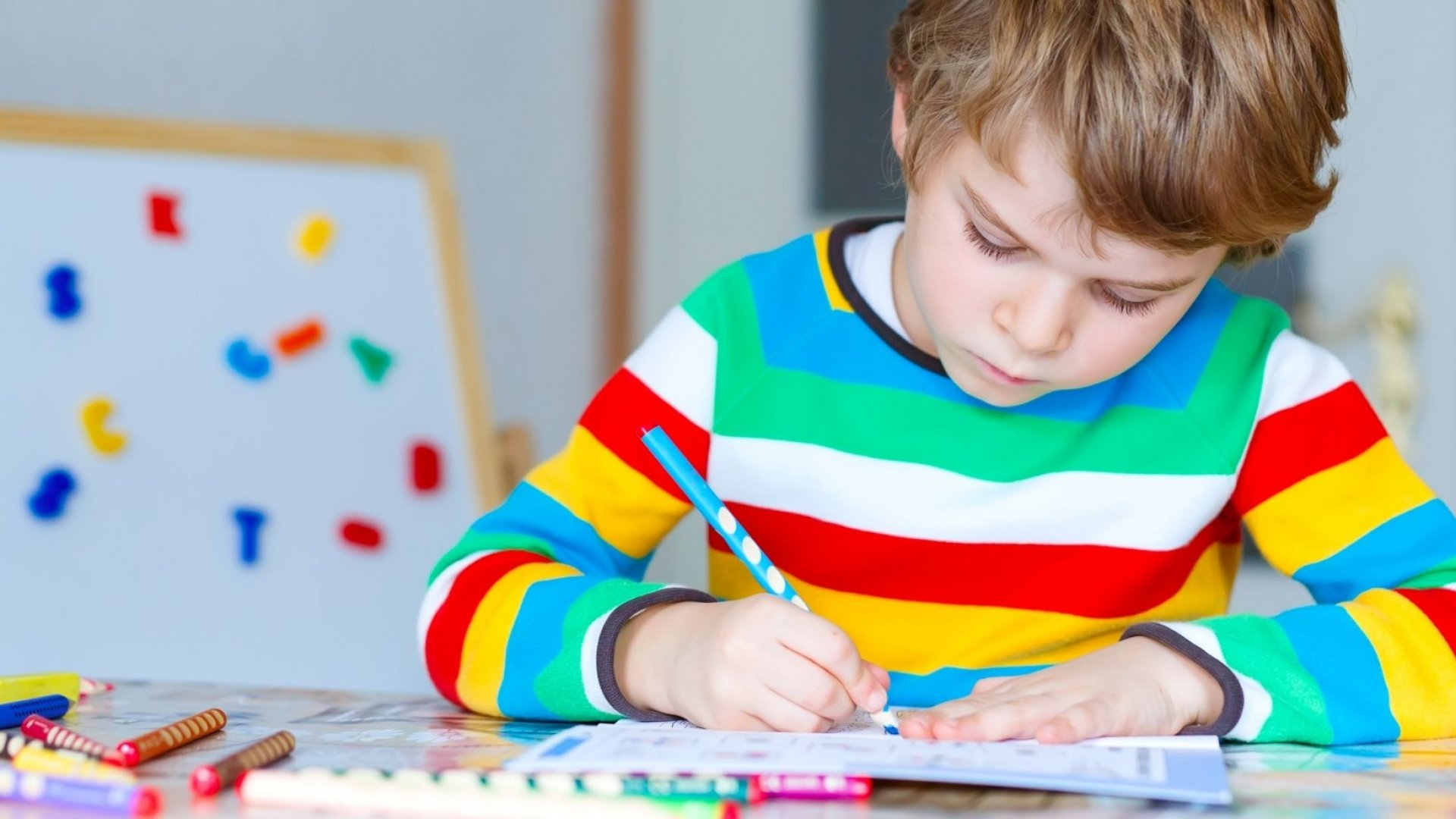 Step Away From That Keyboard. Handwriting Benefits Both Young and Adult Brains