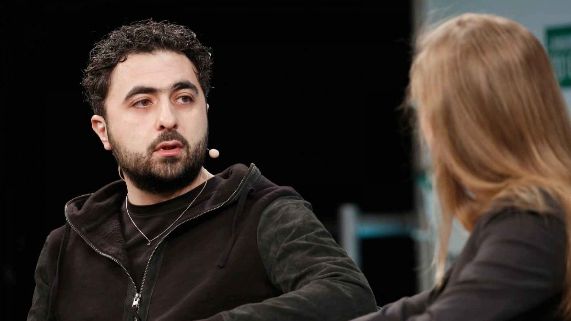 DeepMind co-founder Mustafa Suleyman. The London-based company was acquired by Google in 2014.
