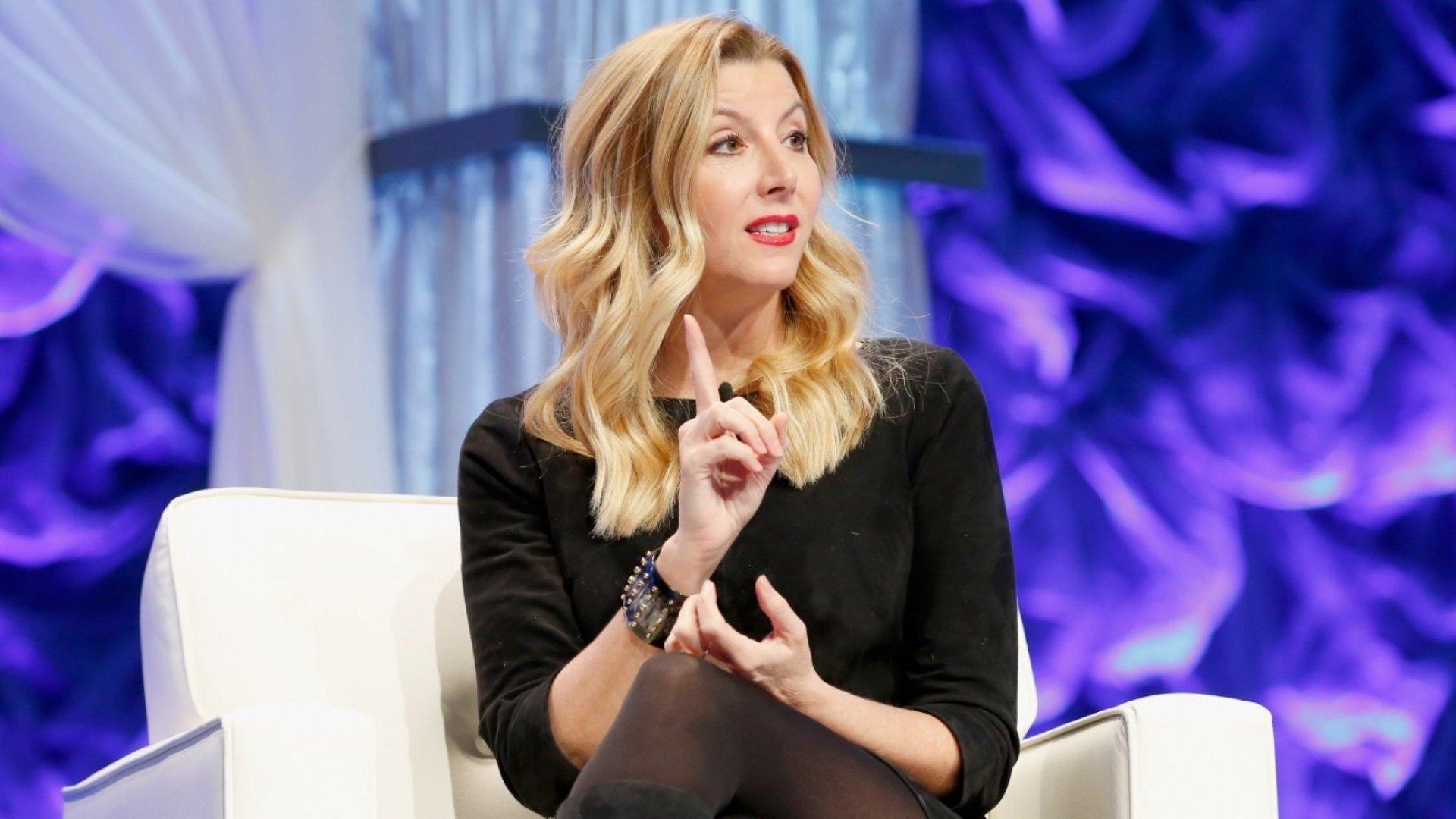 Spanx founder Sara Blakely.