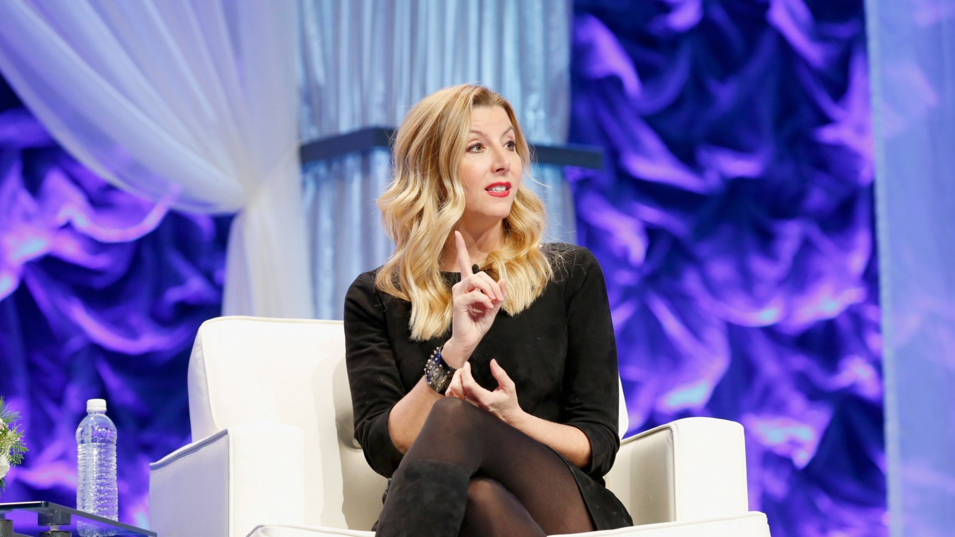 Billionaire CEO Sara Blakely Followed 1 Simple Mantra to Take Spanx From Crazy Idea to Massive Success