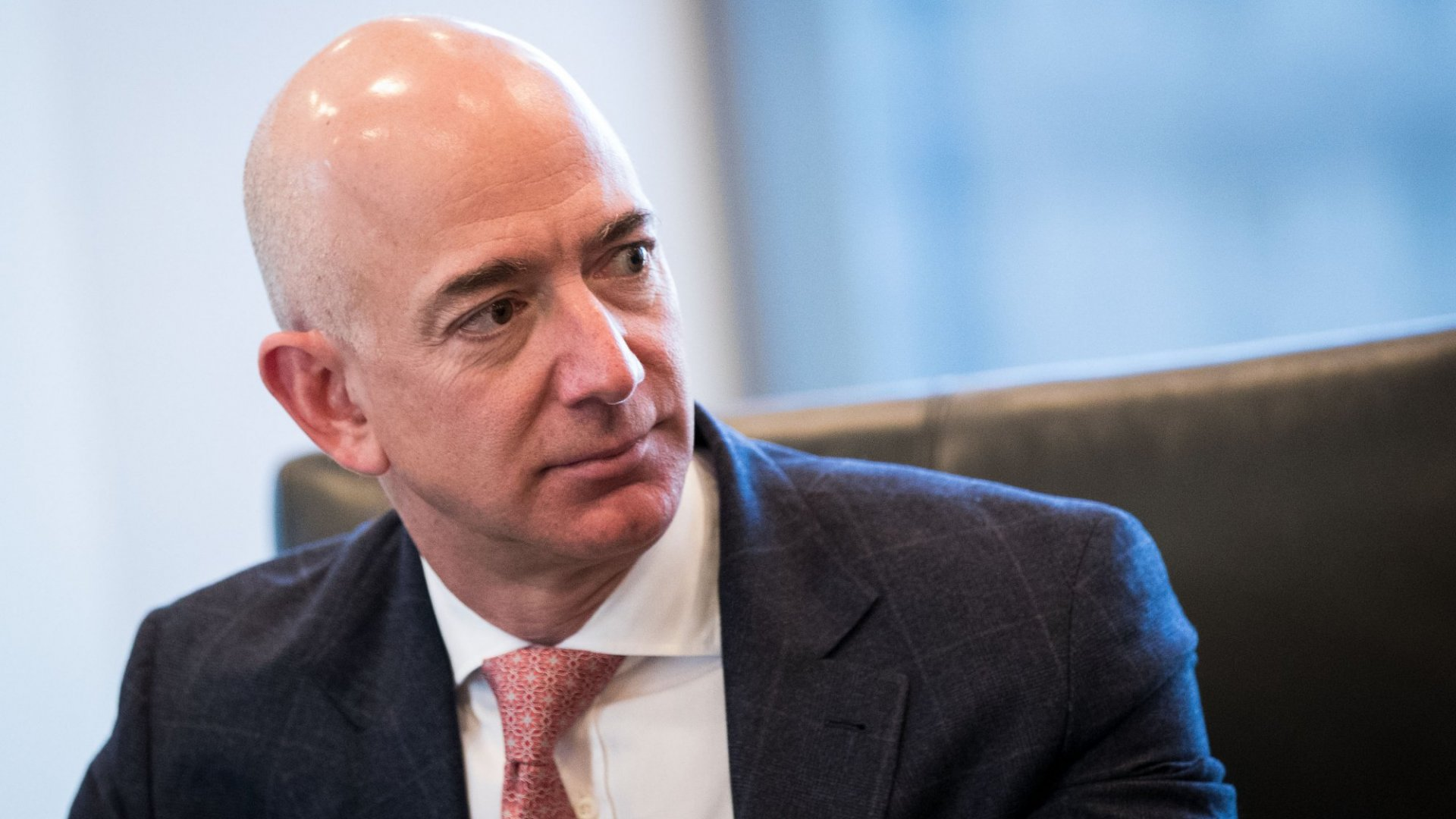 Why Amazon's Jeff Bezos Might Just Dominate Another Trillion-Dollar Industry