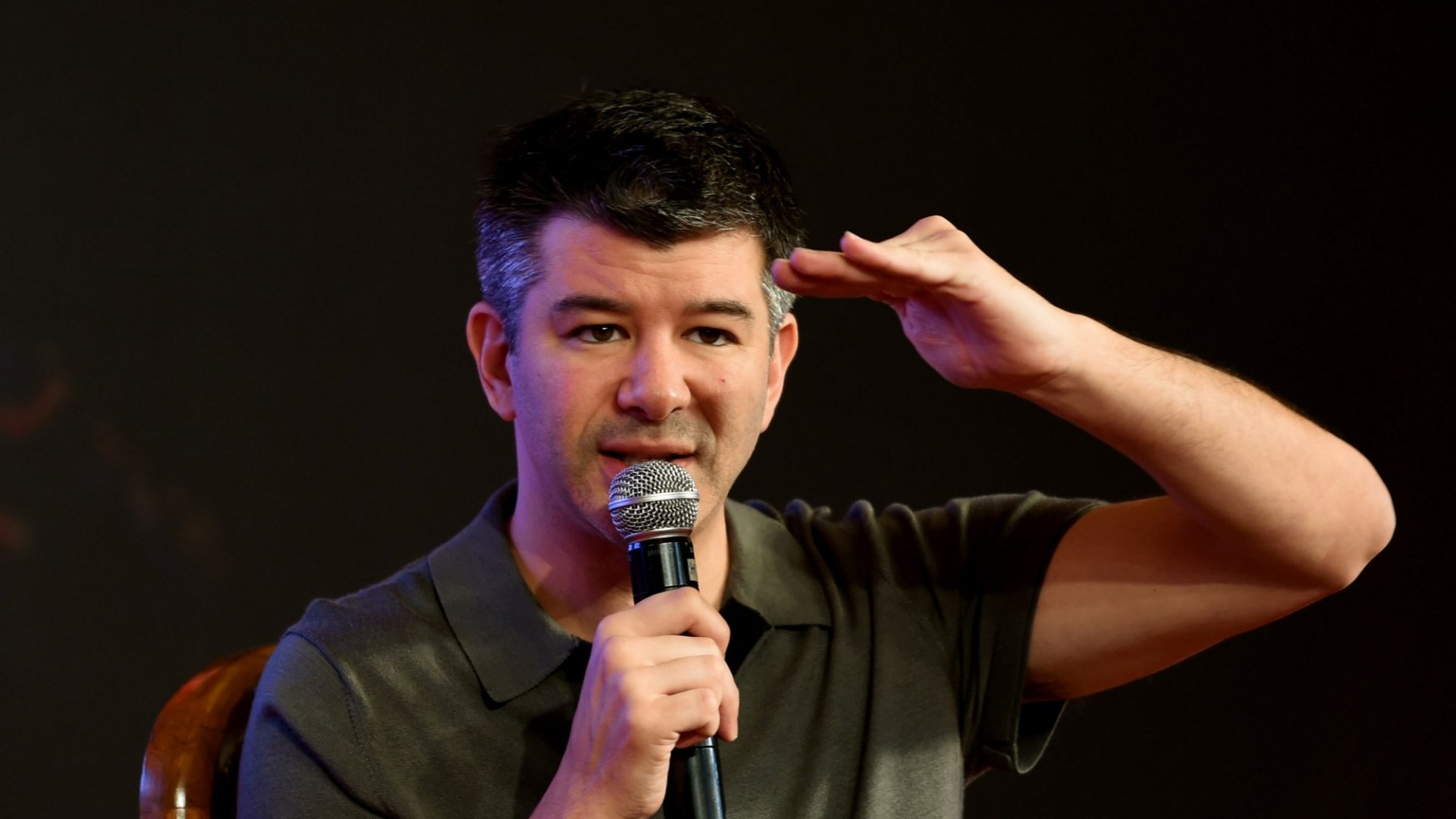 What Travis Kalanick's Departure Means for Uber and Other Disruptive Startups