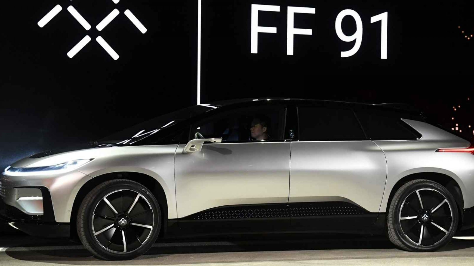 The Company That Wants to Take On Tesla Just Unveiled Its First Car