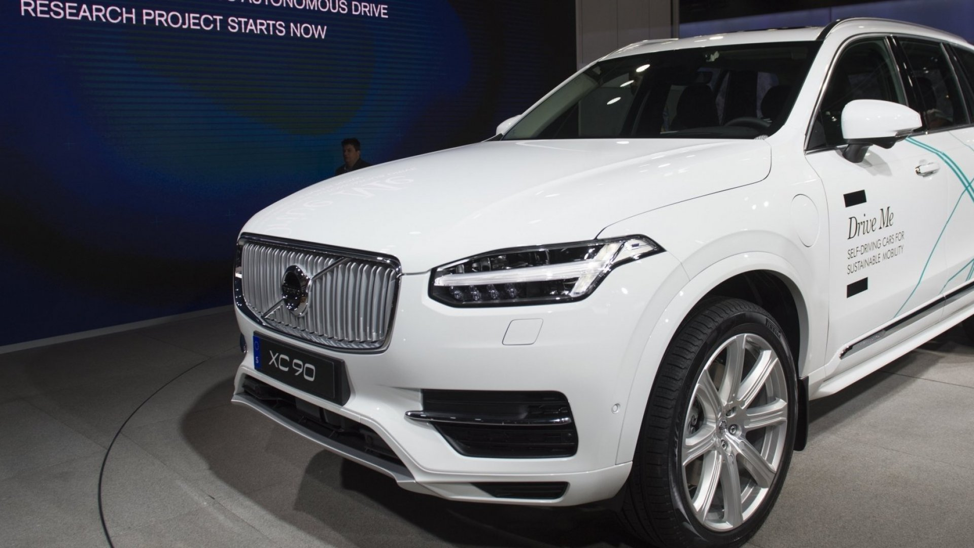 Uber Is Buying Thousands of Self-Driving Cars From Volvo