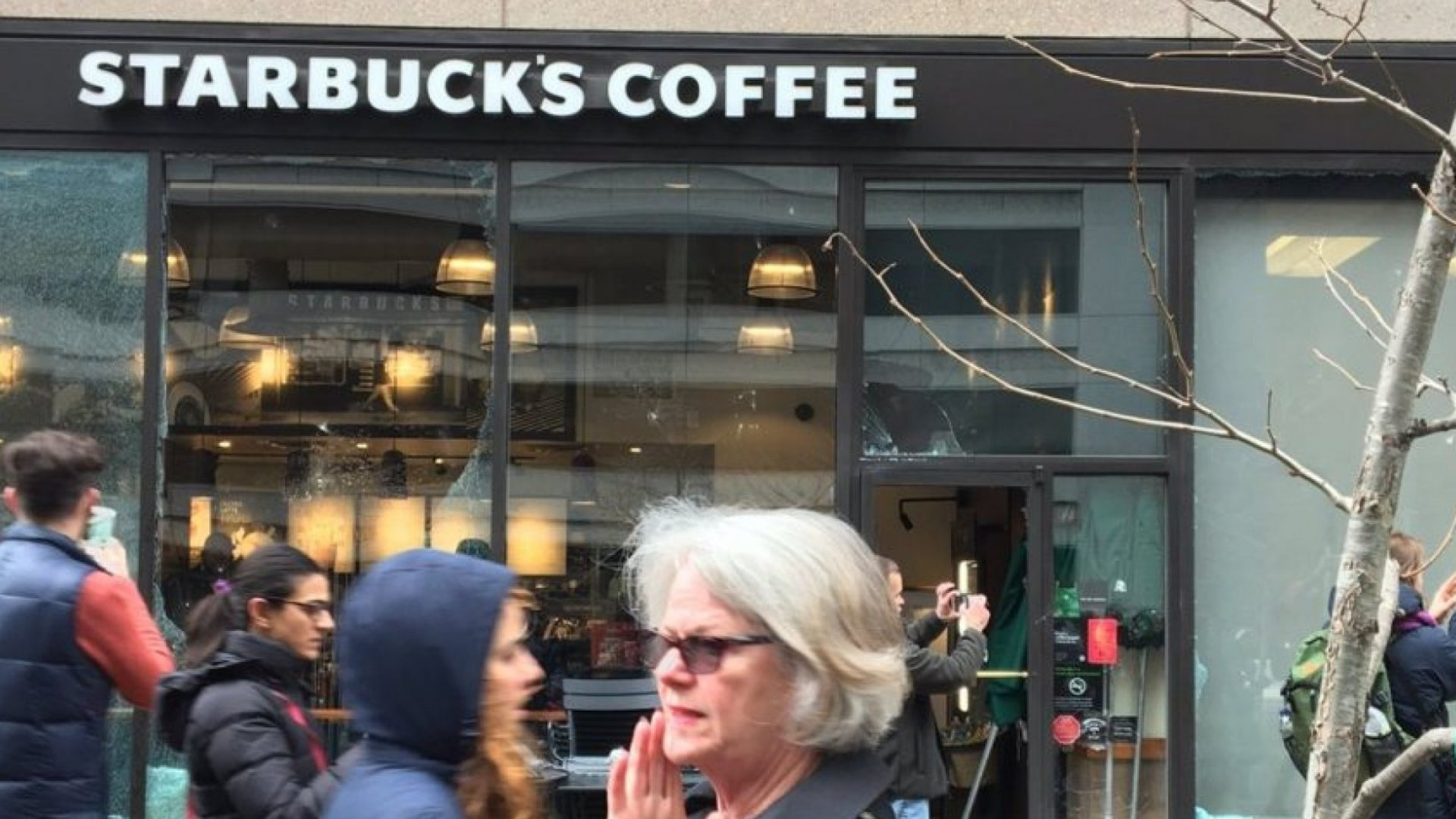 Starbucks expected a reaction.