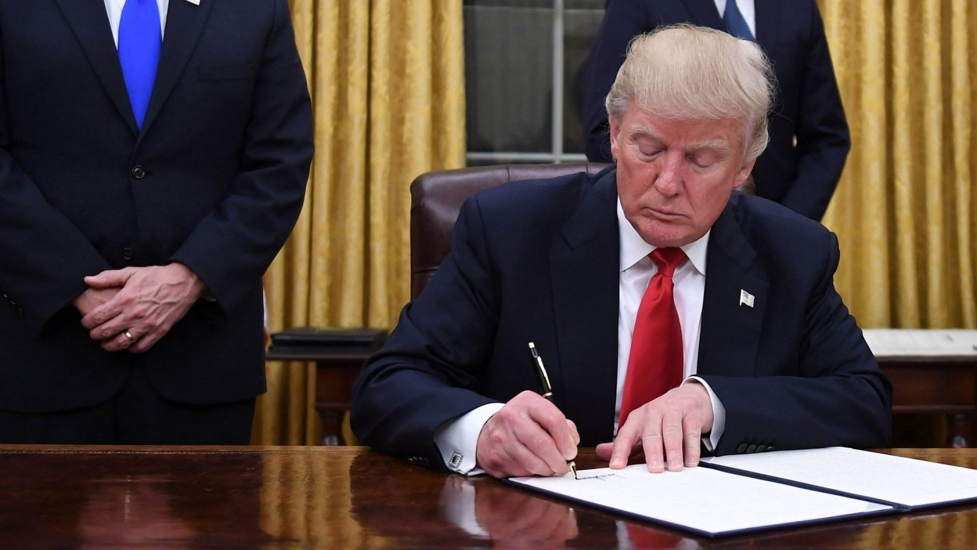 Your Online Privacy Is in President Trump's Hands Now