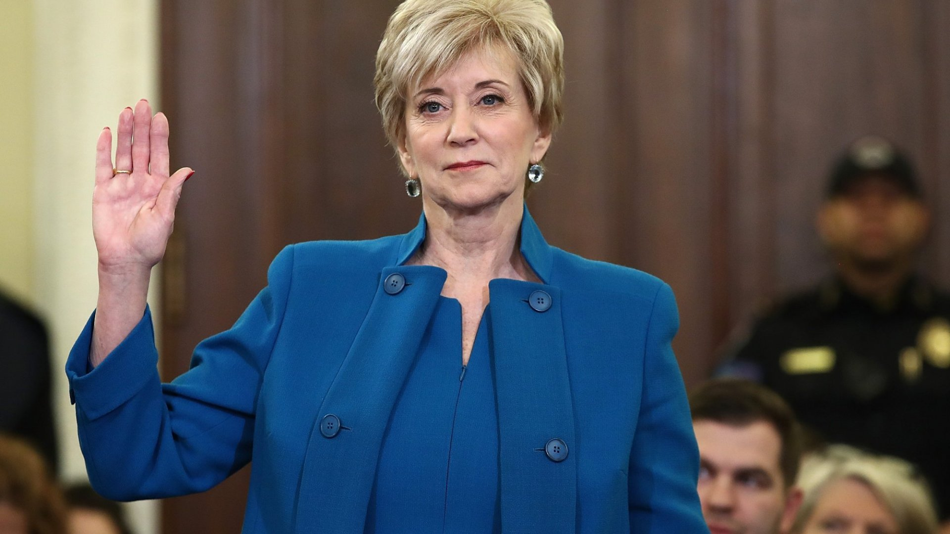SBA Chief Nomination Goes to Full Senate for a Vote