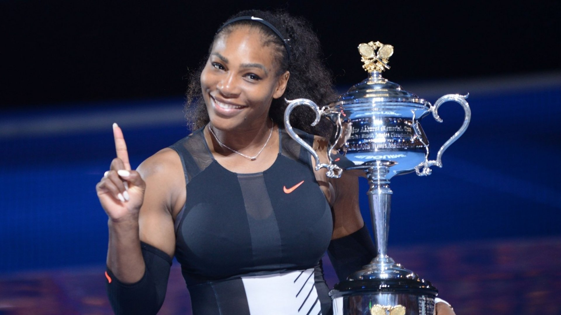 Serena Williams Says These 10 Words Are the Most Important Thing She Wants to Teach Her Daughter
