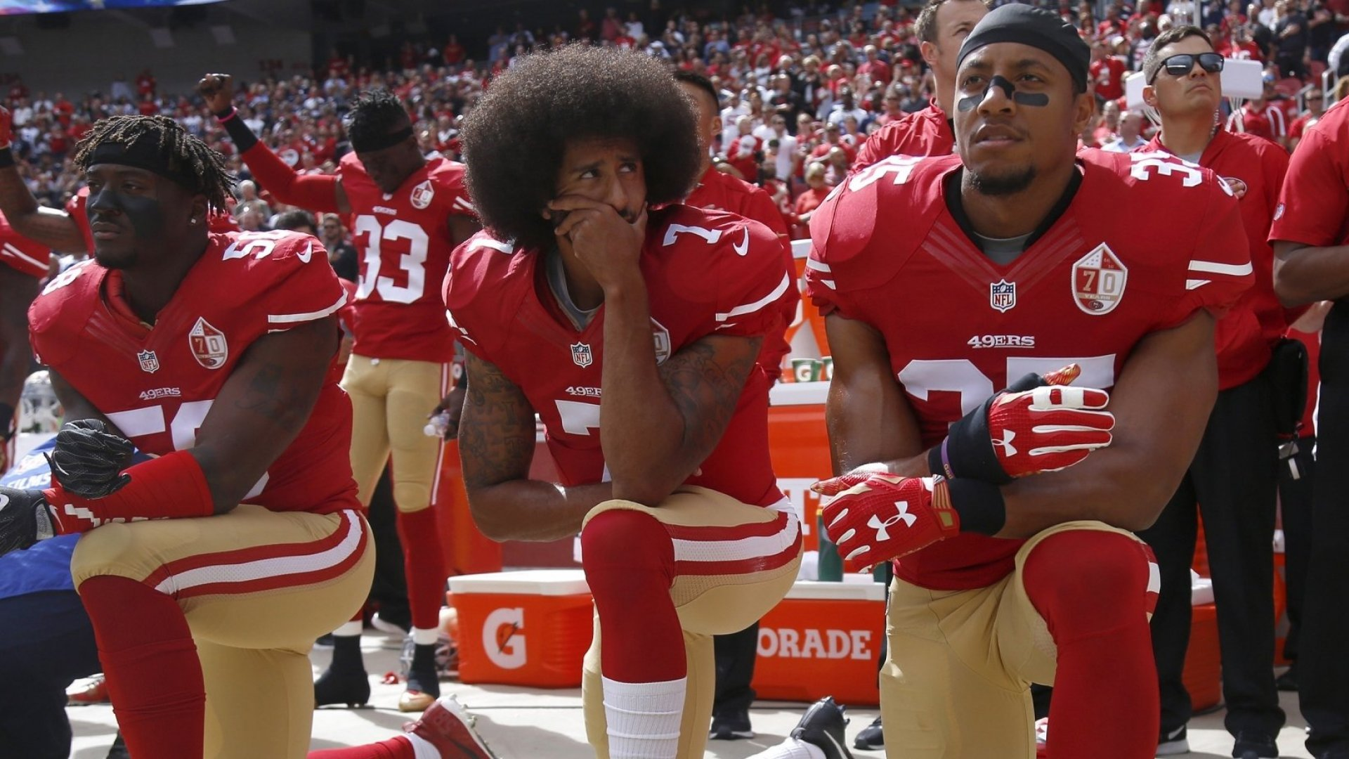 Why I Support the NFL's Right to Ban Kneeling