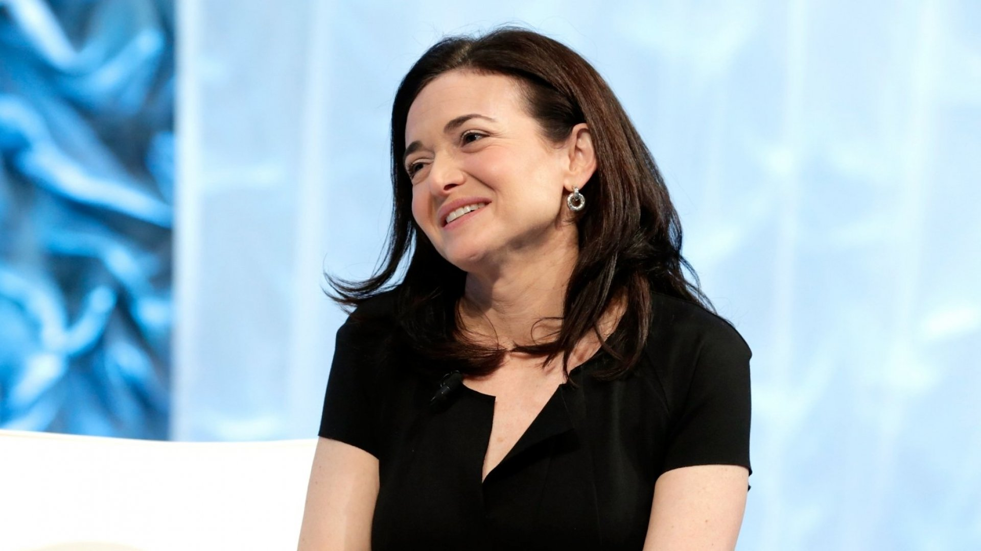 COO of Facebook Sheryl Sandberg speaks at the Watermark Conference for Women.
