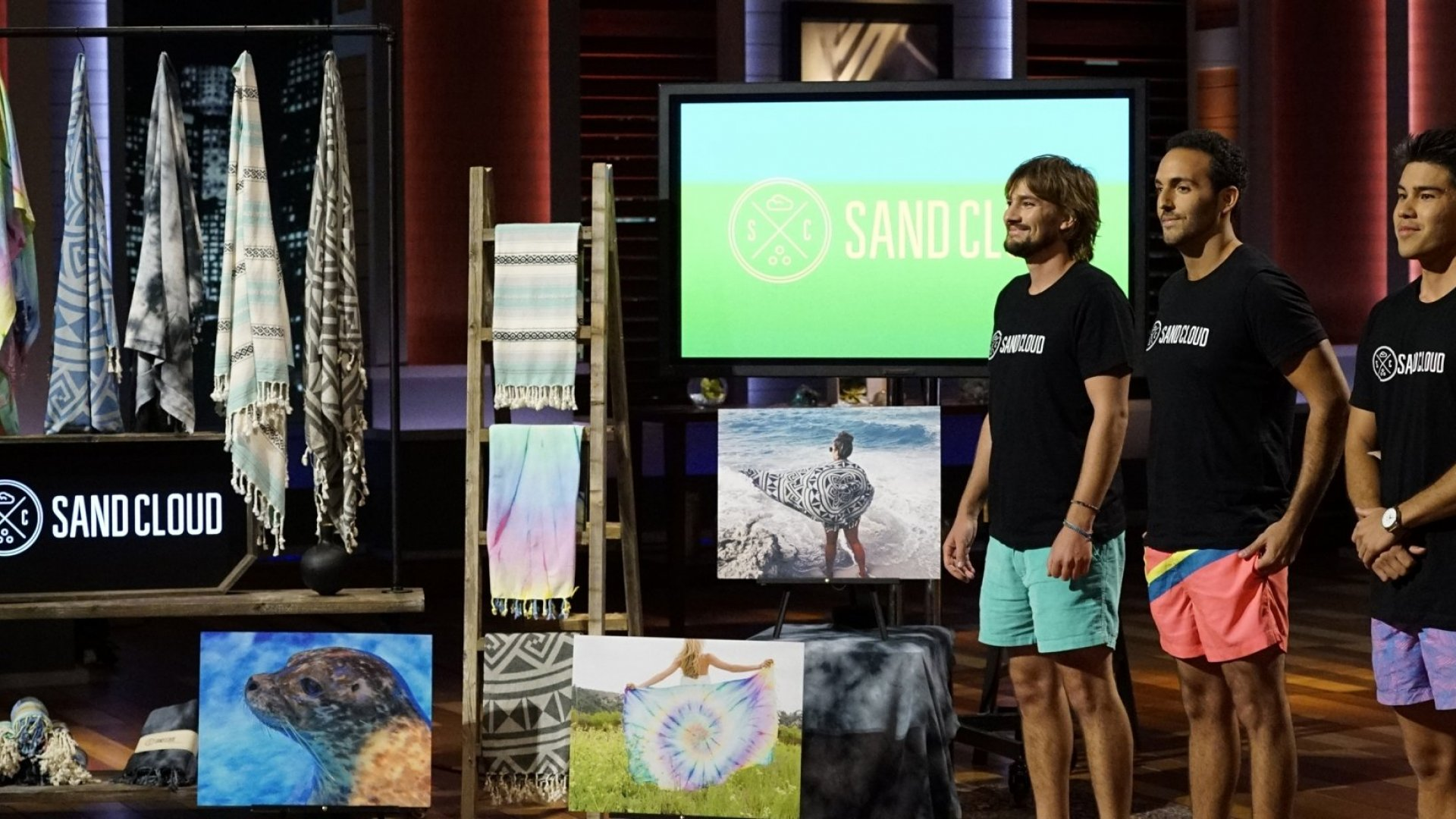 This 'Shark Tank' Startup Wants to Replace Your T-Shirts With Ones Made From Recycled Plastic Bottles