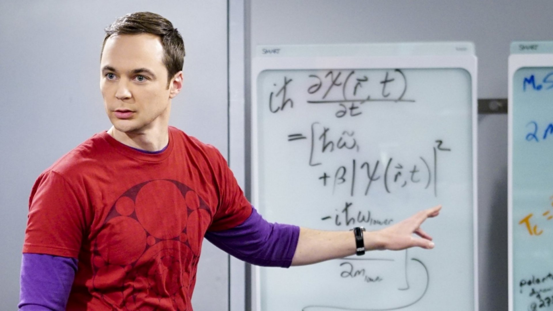 <em>The Big Bang Theory</em>'s Sheldon Cooper (played by Jim Parsons) is famously empathy-challenged. Maybe his genes are to blame.