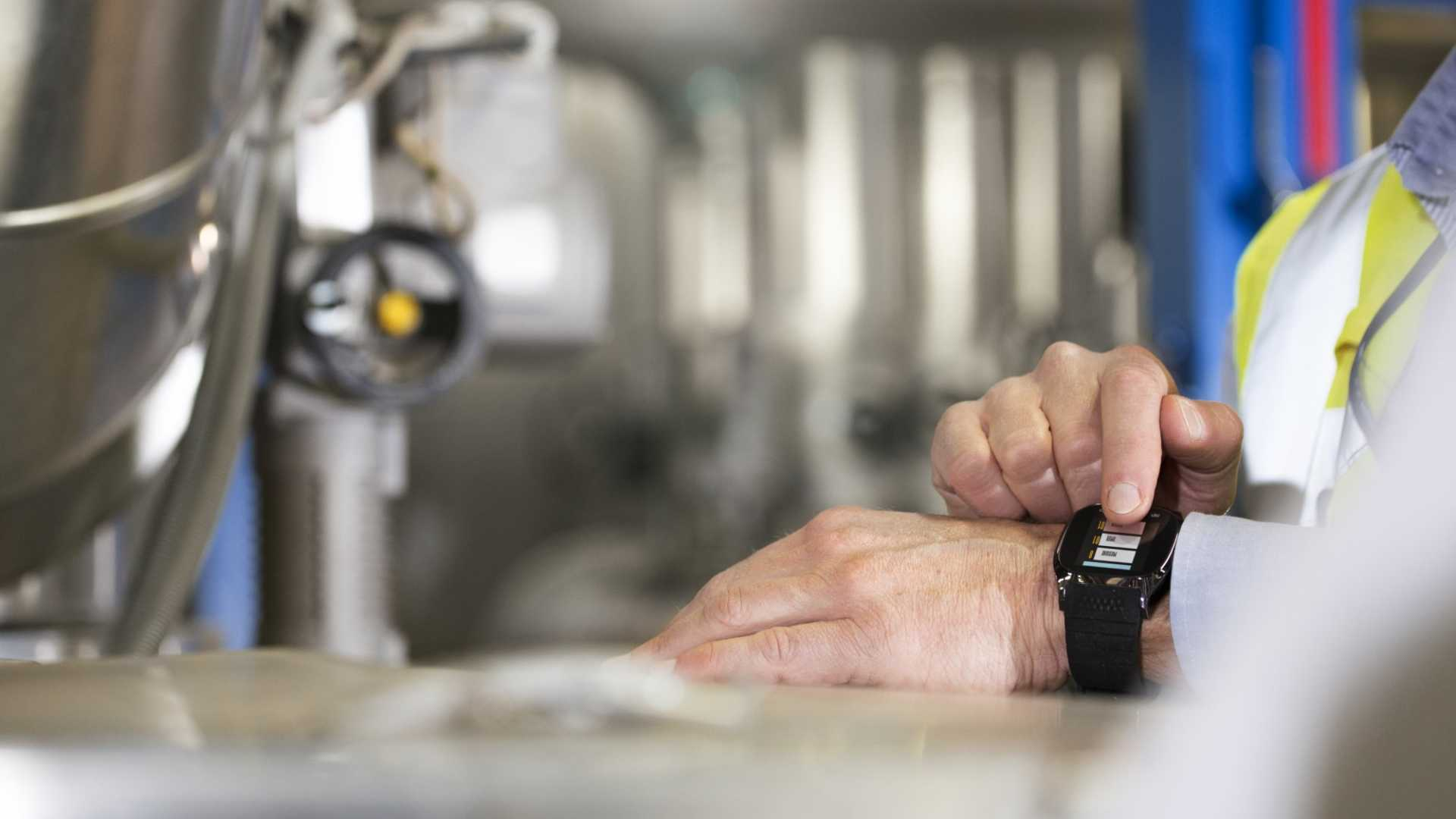 Wearables Are Coming to the Workplace. Here's How They Will Enhance Our Work Performance